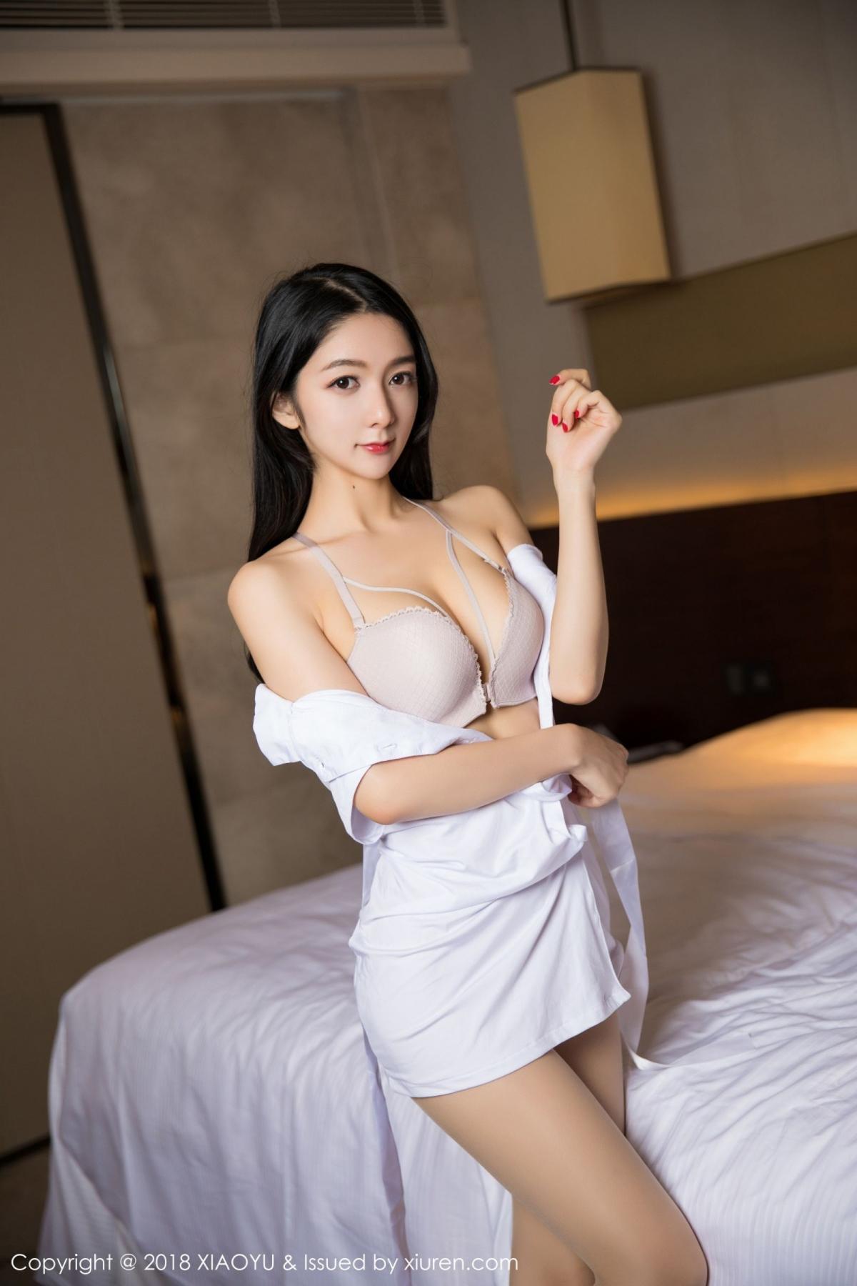 [XiaoYu] Vol.004 Di Yi 5P, Di Yi, Home, Tall, XiaoYu