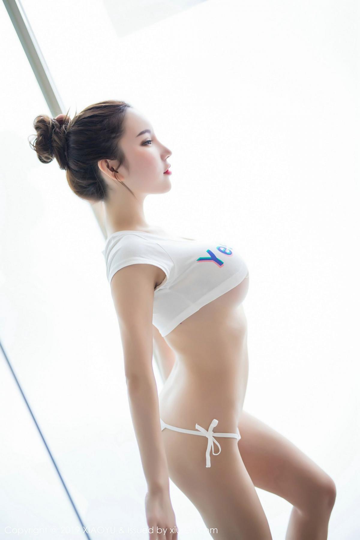 [XiaoYu] Vol.007 Zhou Yu Xi 42P, Snow, Tall, XiaoYu, Zhou Yu Xi