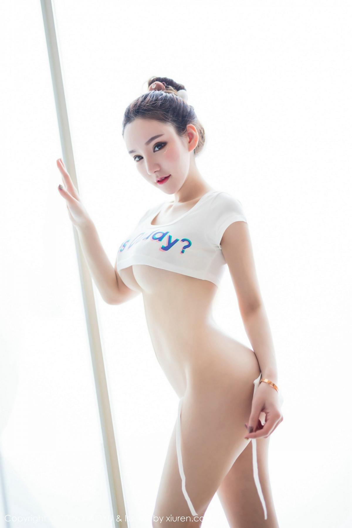 [XiaoYu] Vol.007 Zhou Yu Xi 7P, Snow, Tall, XiaoYu, Zhou Yu Xi
