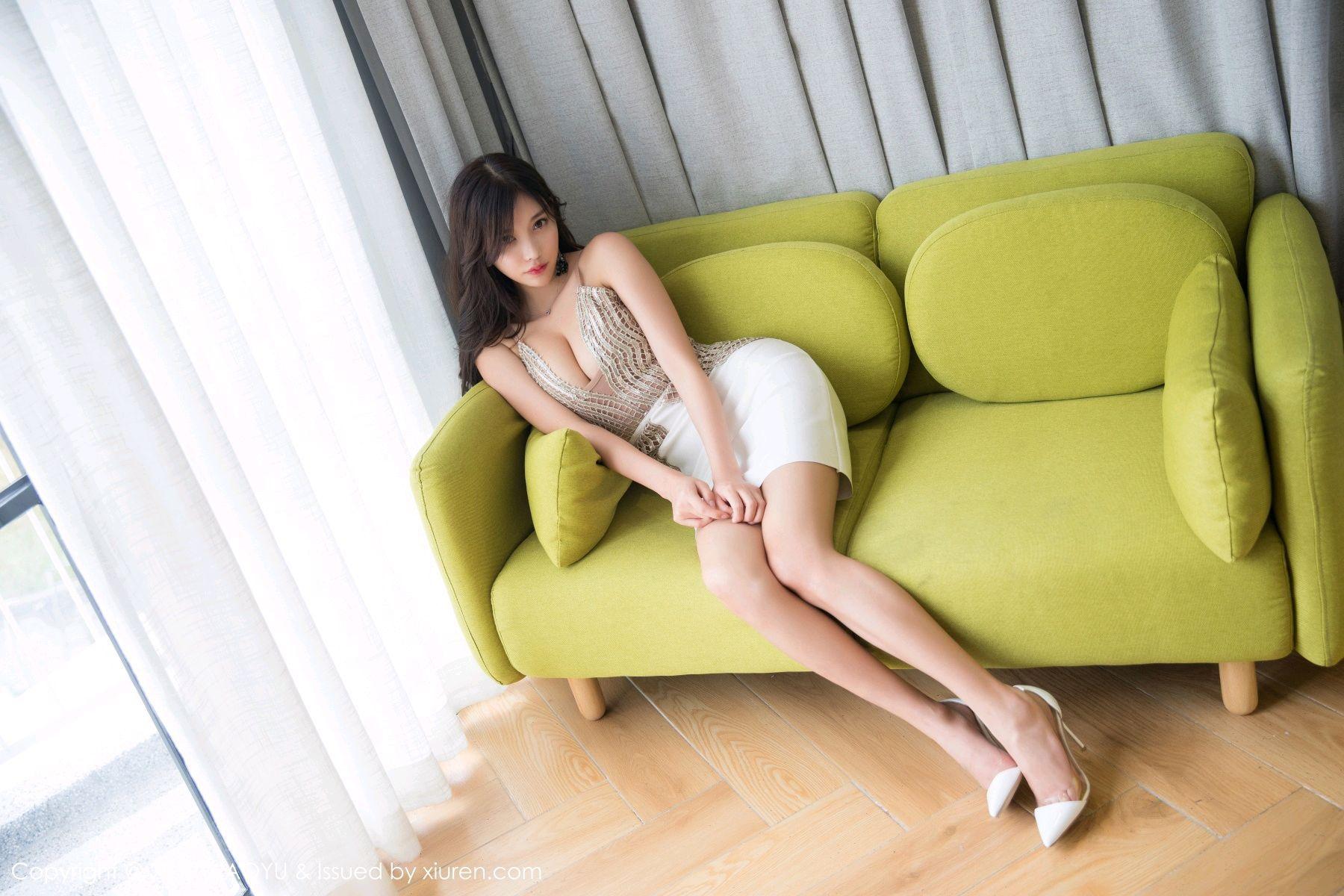[XiaoYu] Vol.010 Yang Chen Chen 3P, Tall, XiaoYu, Yang Chen Chen