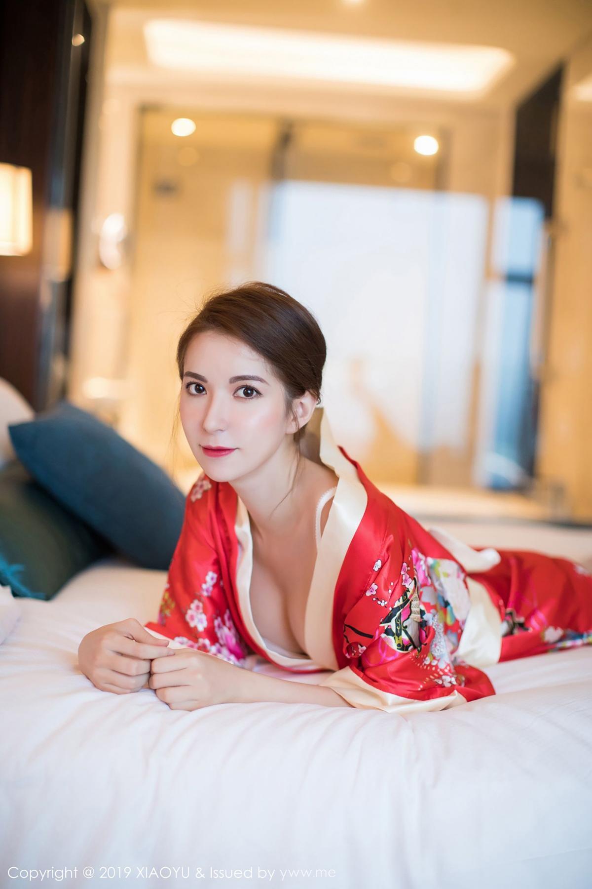 [XiaoYu] Vol.014 Chen Liang Ling 33P, Chen Liang Ling, Kimono, Tall, XiaoYu