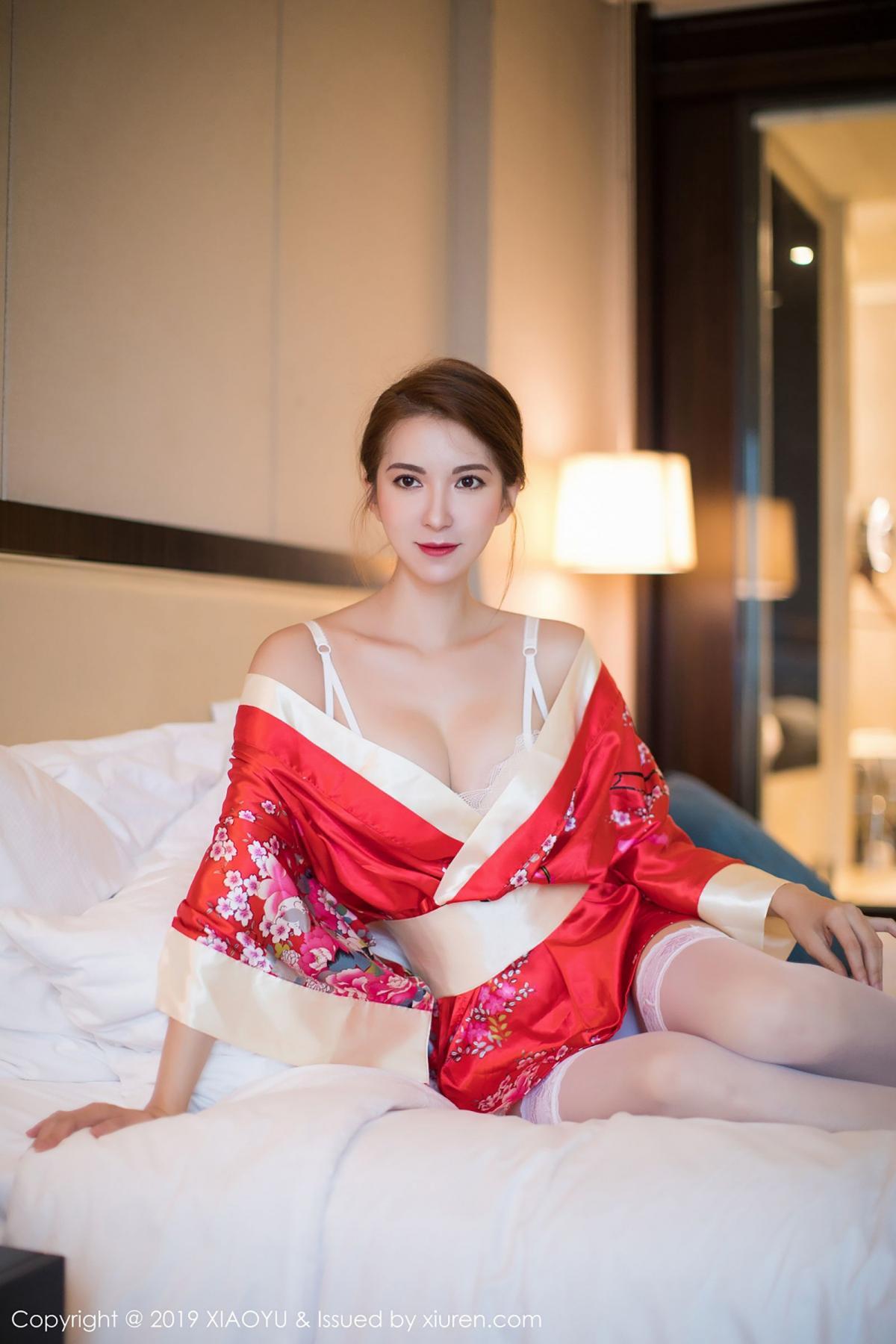 [XiaoYu] Vol.014 Chen Liang Ling 37P, Chen Liang Ling, Kimono, Tall, XiaoYu