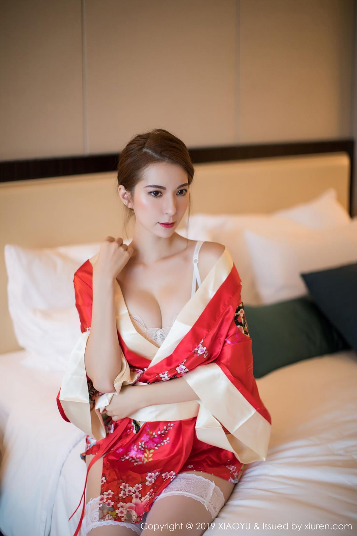 [XiaoYu] Vol.014 Chen Liang Ling 38P, Chen Liang Ling, Kimono, Tall, XiaoYu