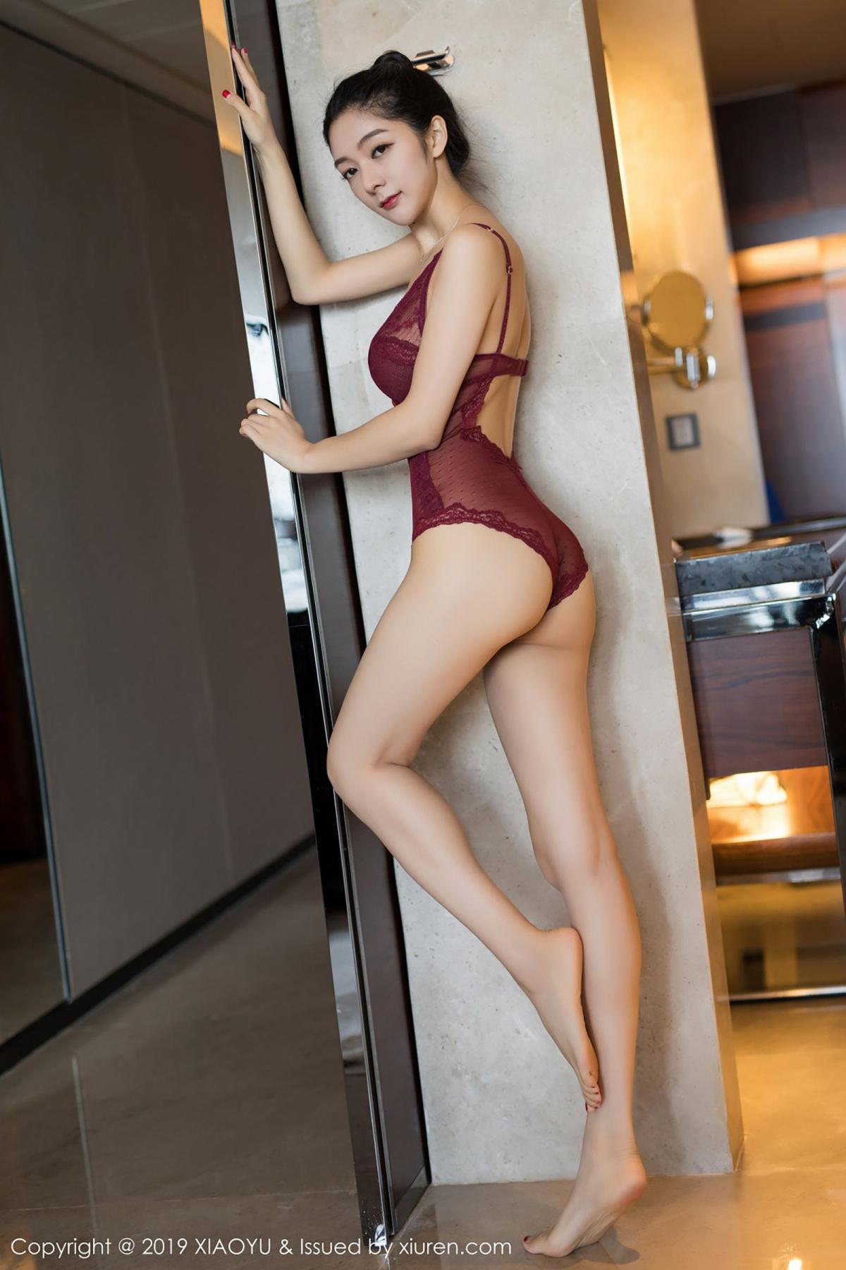[XiaoYu] Vol.017 Di Yi 1P, Bathroom, Di Yi, Underwear, Wet, XiaoYu