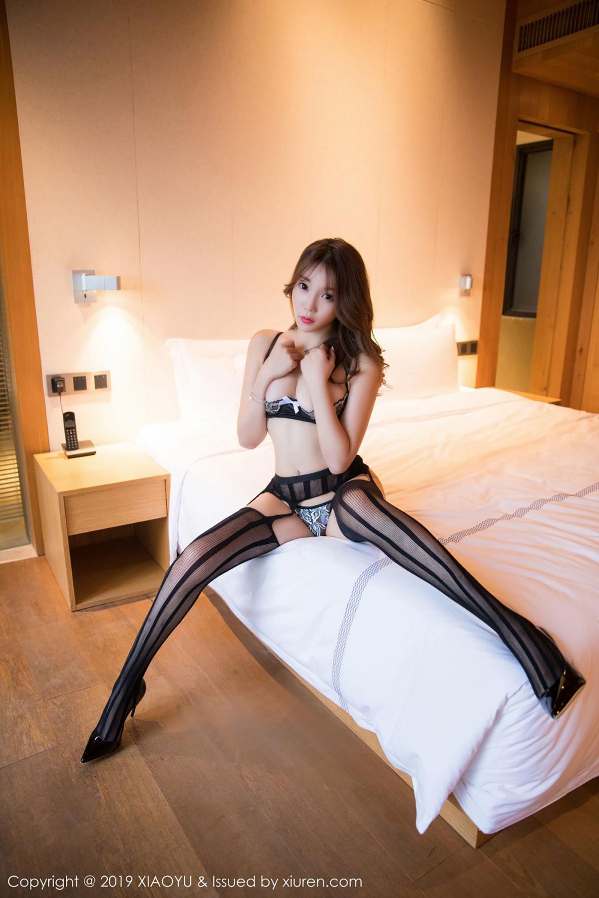[XiaoYu] Vol.018 Chen Zhi 32P, Chen Zhi, Tall, Underwear, XiaoYu