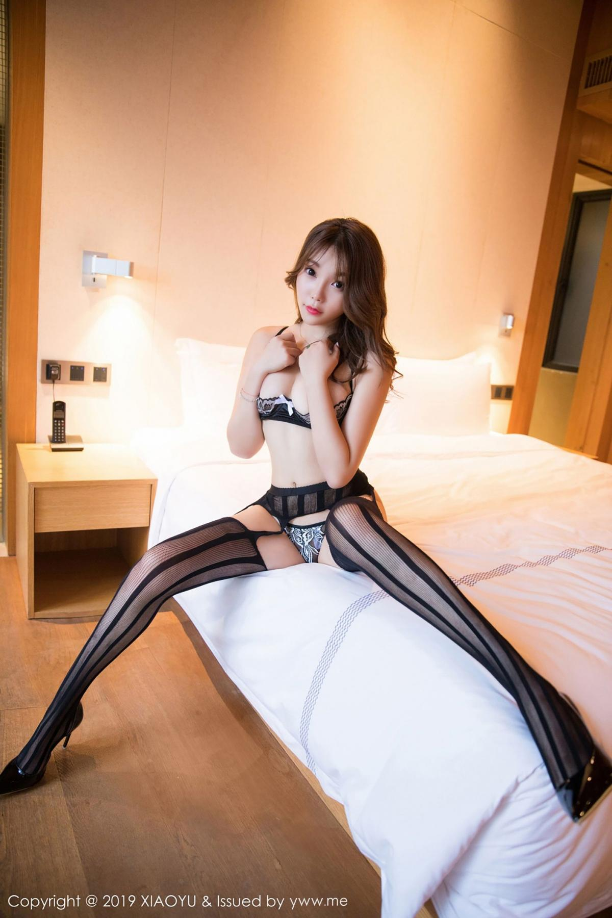 [XiaoYu] Vol.018 Chen Zhi 33P, Chen Zhi, Tall, Underwear, XiaoYu