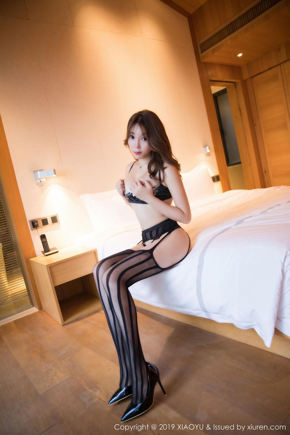 [XiaoYu] Vol.018 Chen Zhi 35P, Chen Zhi, Tall, Underwear, XiaoYu