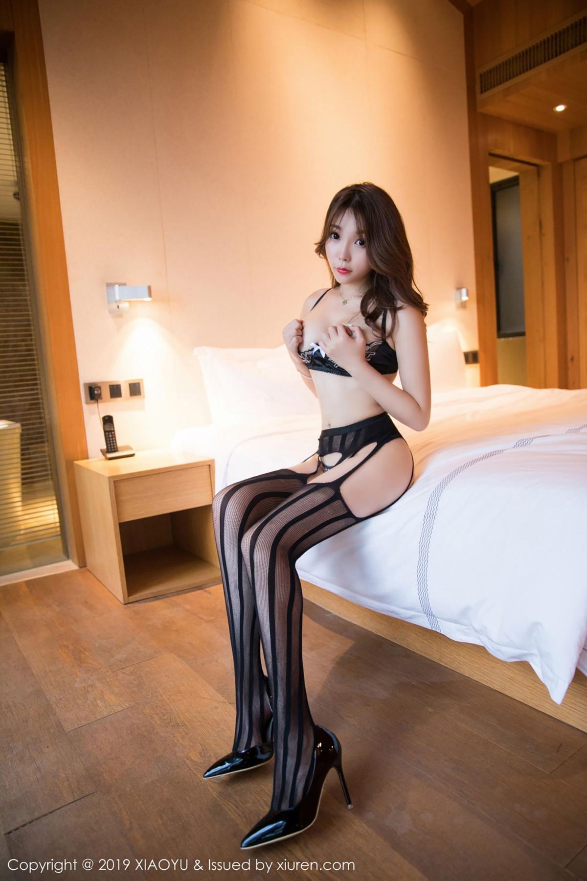 [XiaoYu] Vol.018 Chen Zhi 36P, Chen Zhi, Tall, Underwear, XiaoYu