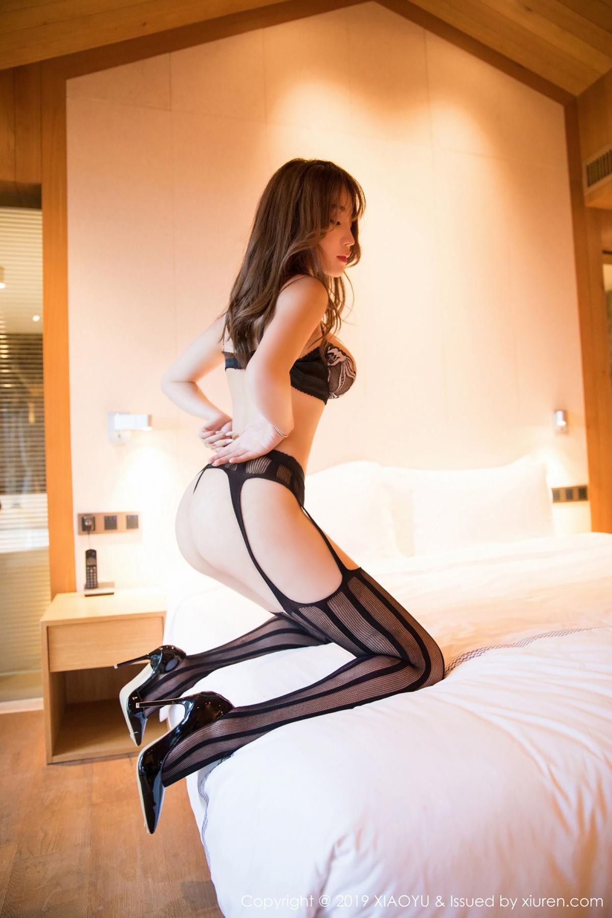 [XiaoYu] Vol.018 Chen Zhi 39P, Chen Zhi, Tall, Underwear, XiaoYu