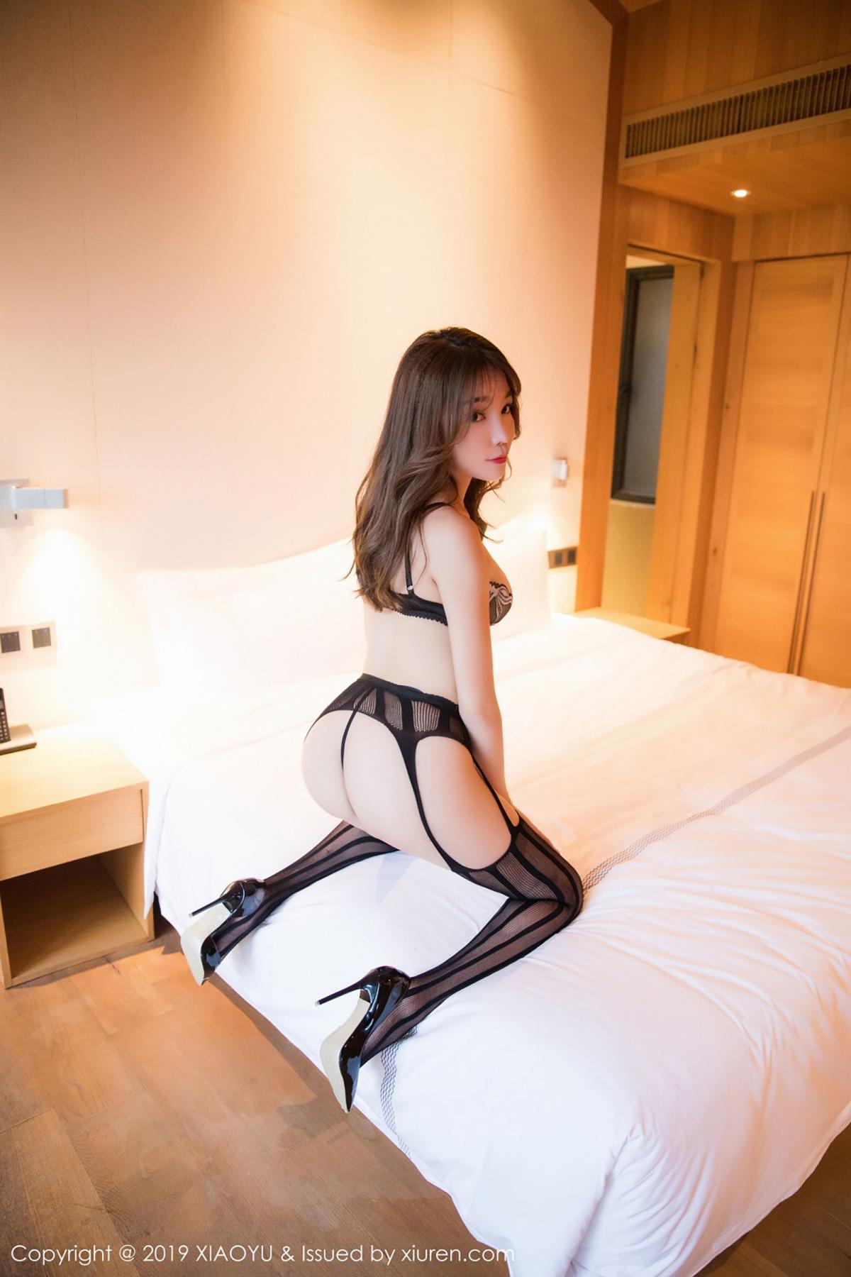 [XiaoYu] Vol.018 Chen Zhi 40P, Chen Zhi, Tall, Underwear, XiaoYu