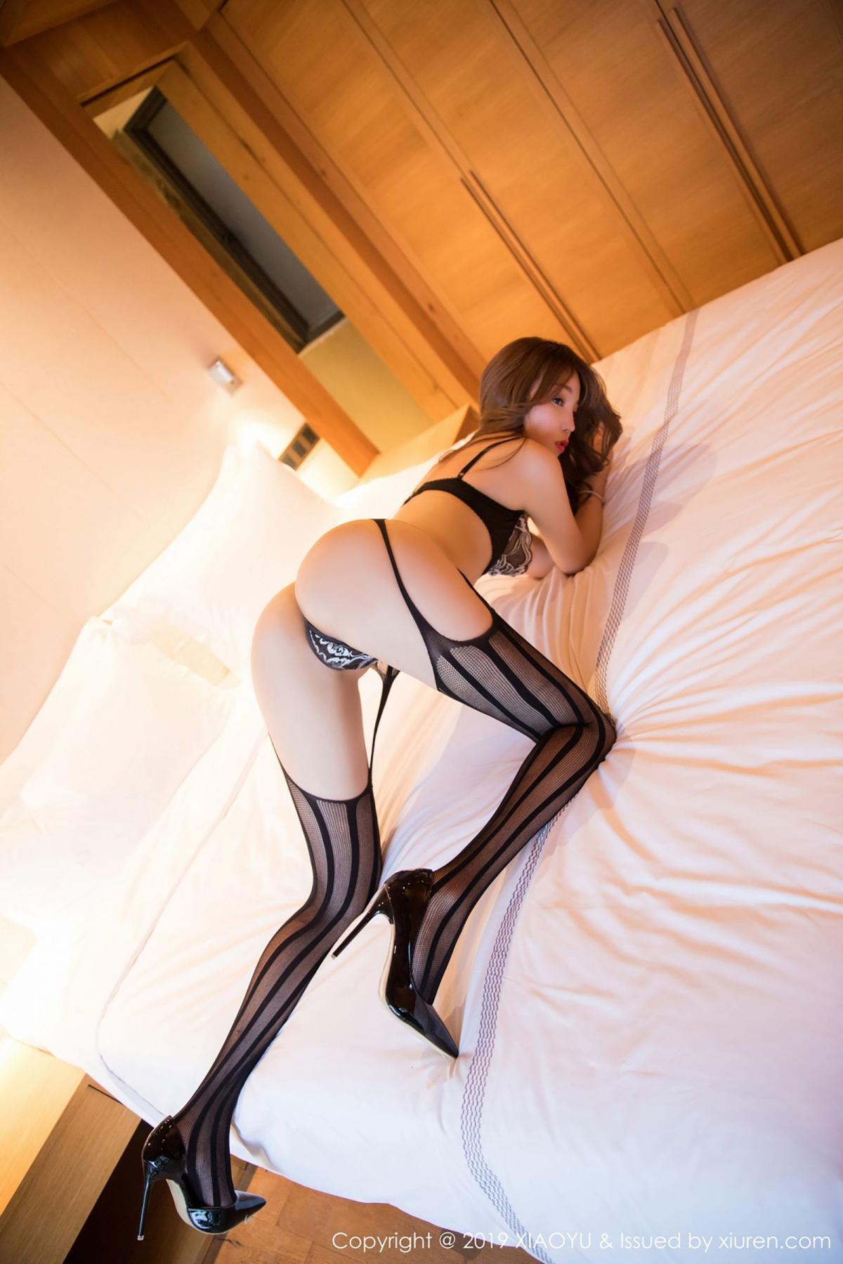 [XiaoYu] Vol.018 Chen Zhi 46P, Chen Zhi, Tall, Underwear, XiaoYu