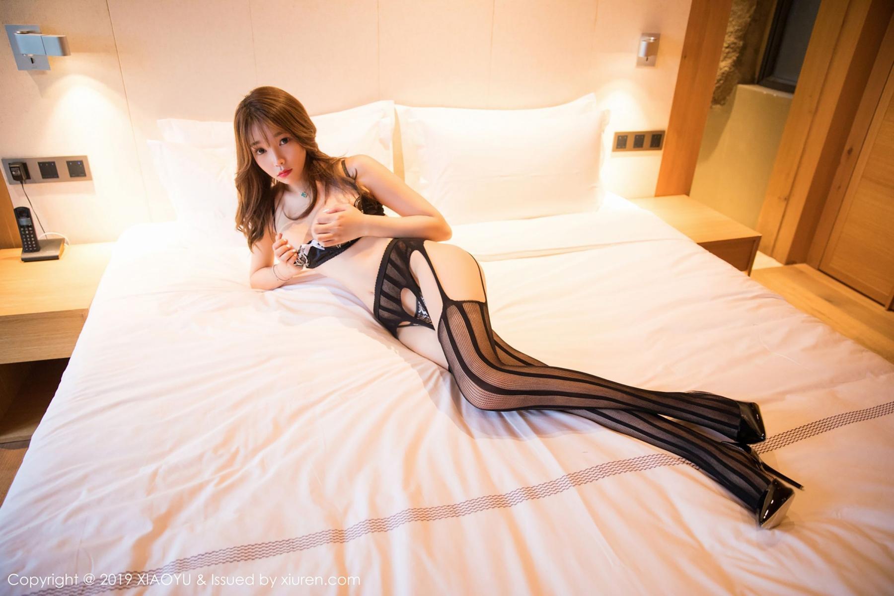 [XiaoYu] Vol.018 Chen Zhi 49P, Chen Zhi, Tall, Underwear, XiaoYu