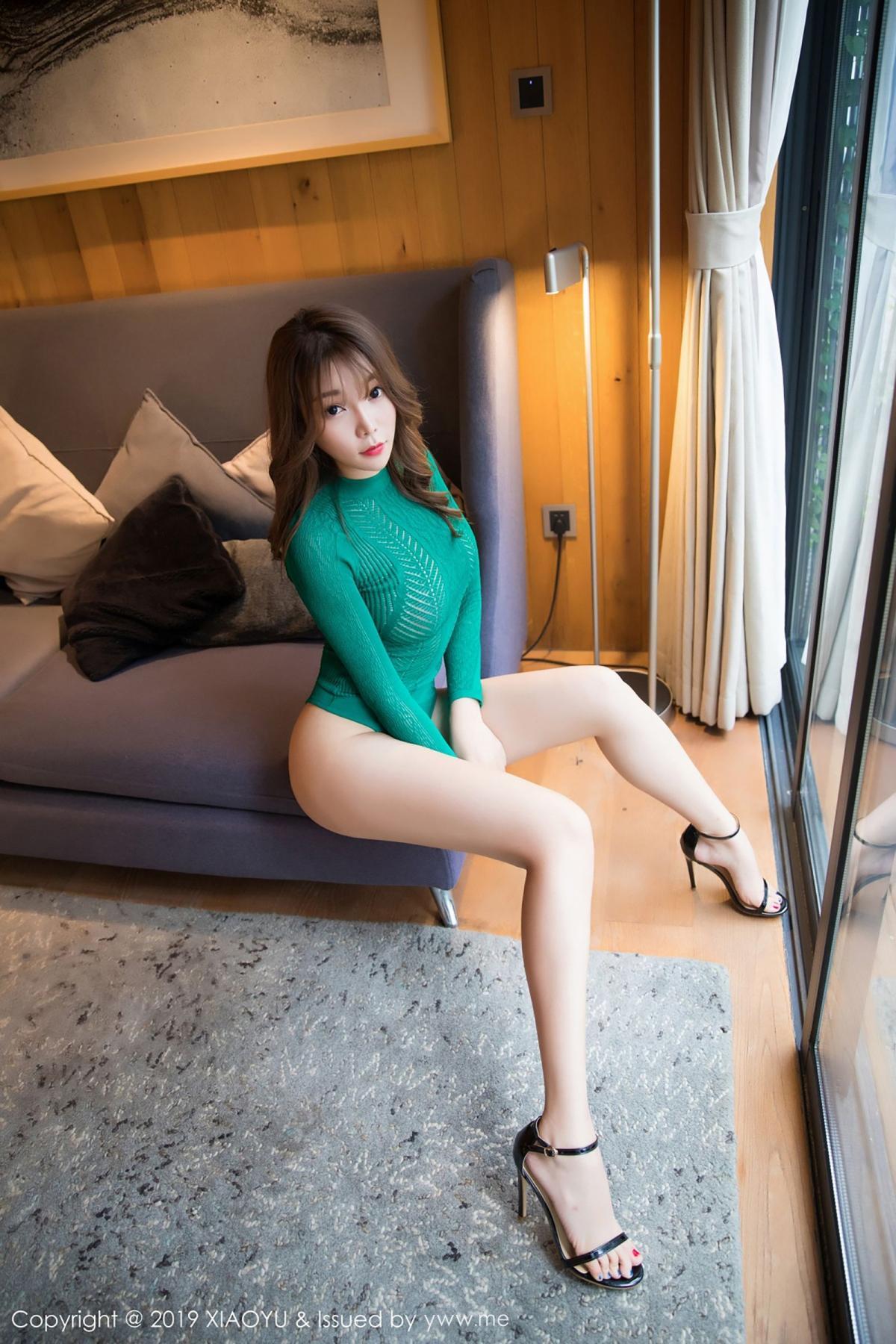 [XiaoYu] Vol.018 Chen Zhi 4P, Chen Zhi, Tall, Underwear, XiaoYu