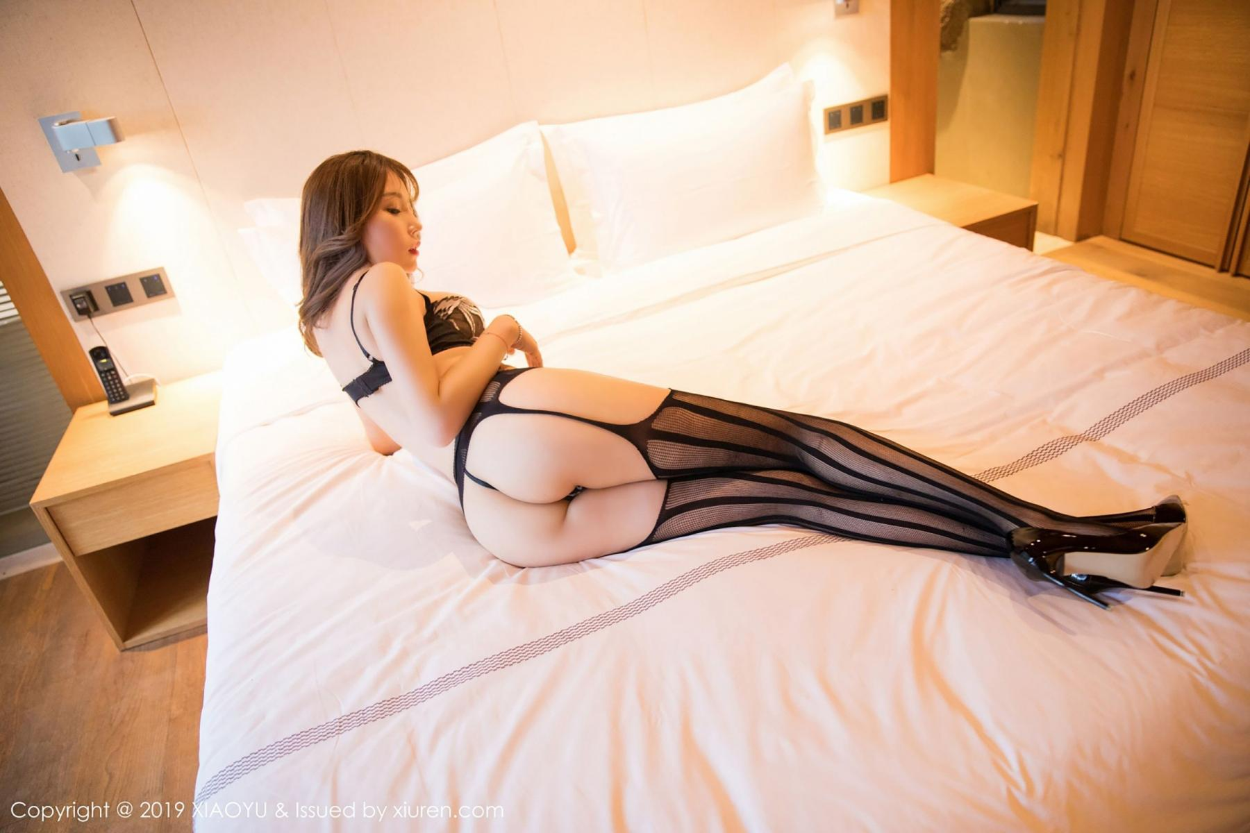 [XiaoYu] Vol.018 Chen Zhi 57P, Chen Zhi, Tall, Underwear, XiaoYu