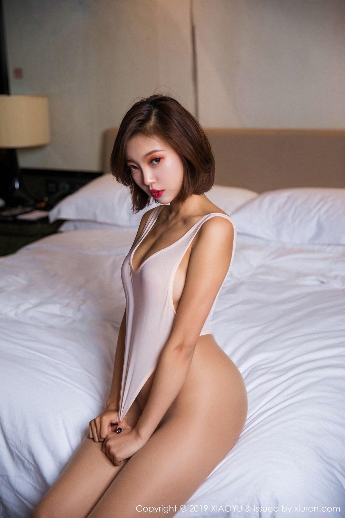 [XiaoYu] Vol.021 Feng Mu Mu 10P, Feng Mu Mu, Tall, XiaoYu