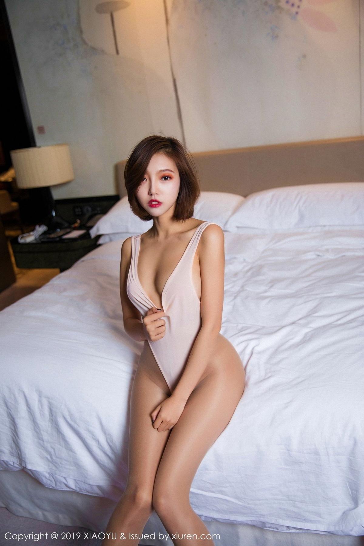 [XiaoYu] Vol.021 Feng Mu Mu 15P, Feng Mu Mu, Tall, XiaoYu