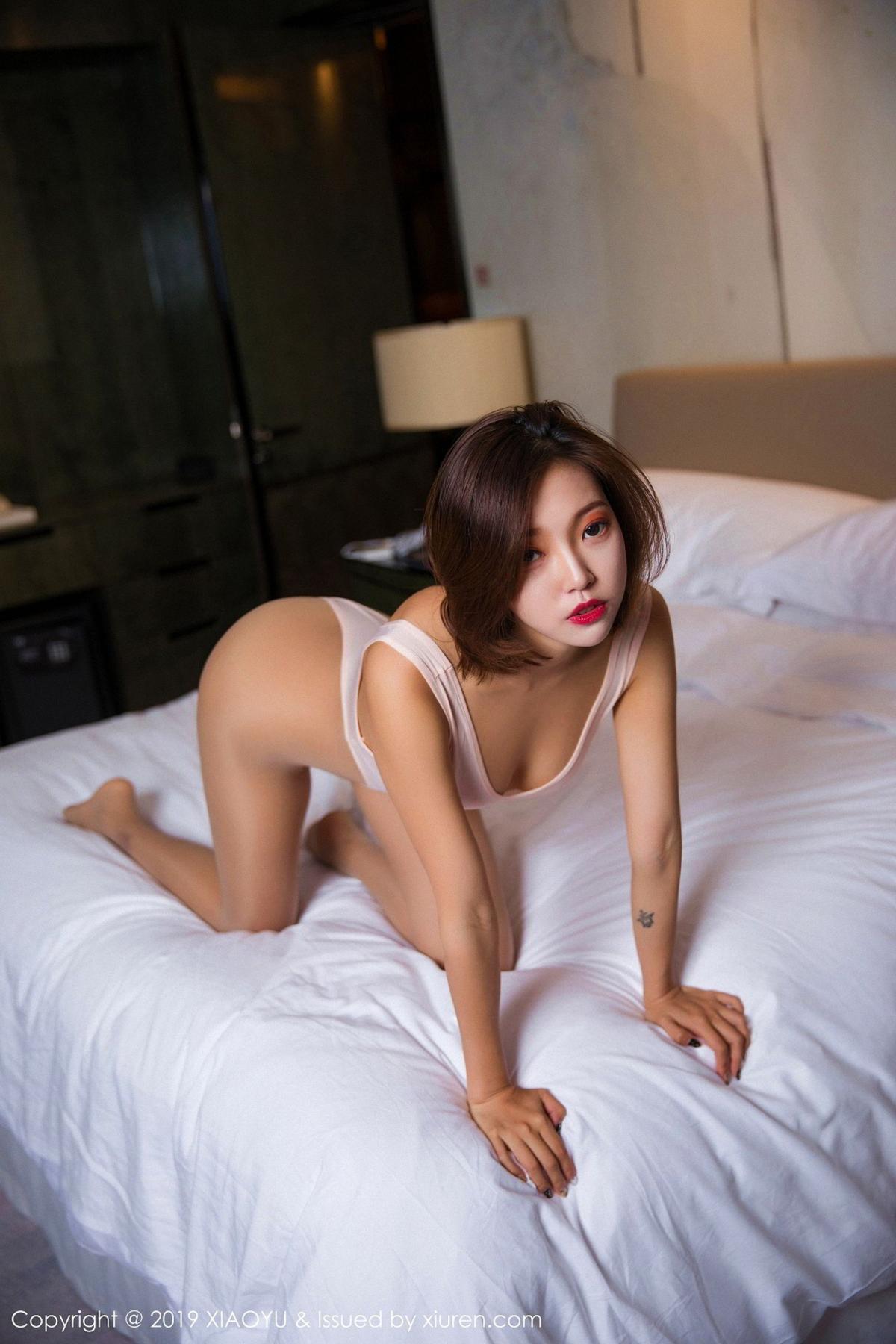 [XiaoYu] Vol.021 Feng Mu Mu 24P, Feng Mu Mu, Tall, XiaoYu