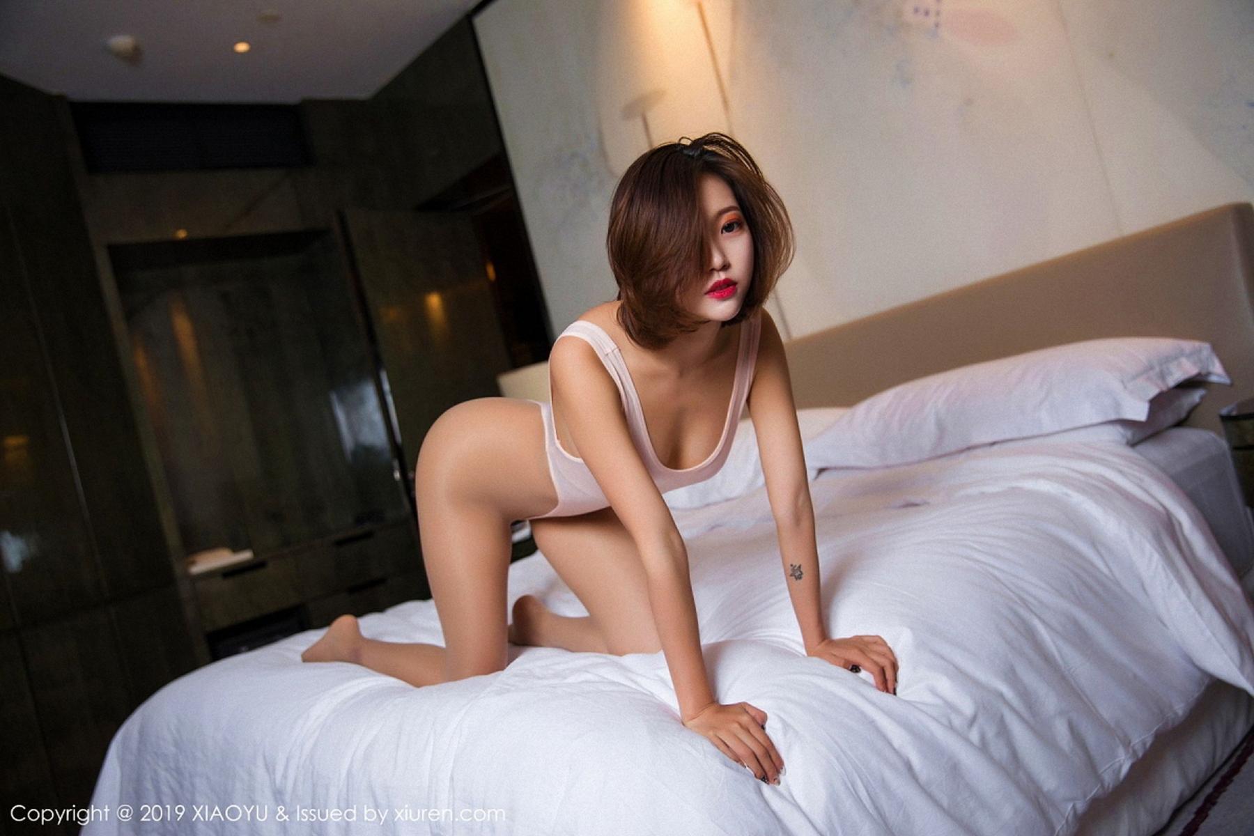 [XiaoYu] Vol.021 Feng Mu Mu 25P, Feng Mu Mu, Tall, XiaoYu