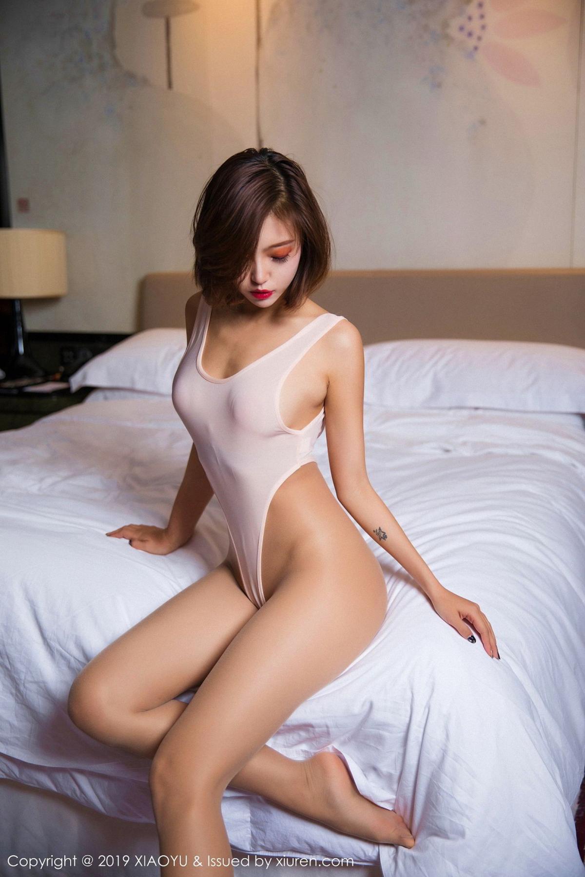 [XiaoYu] Vol.021 Feng Mu Mu 3P, Feng Mu Mu, Tall, XiaoYu