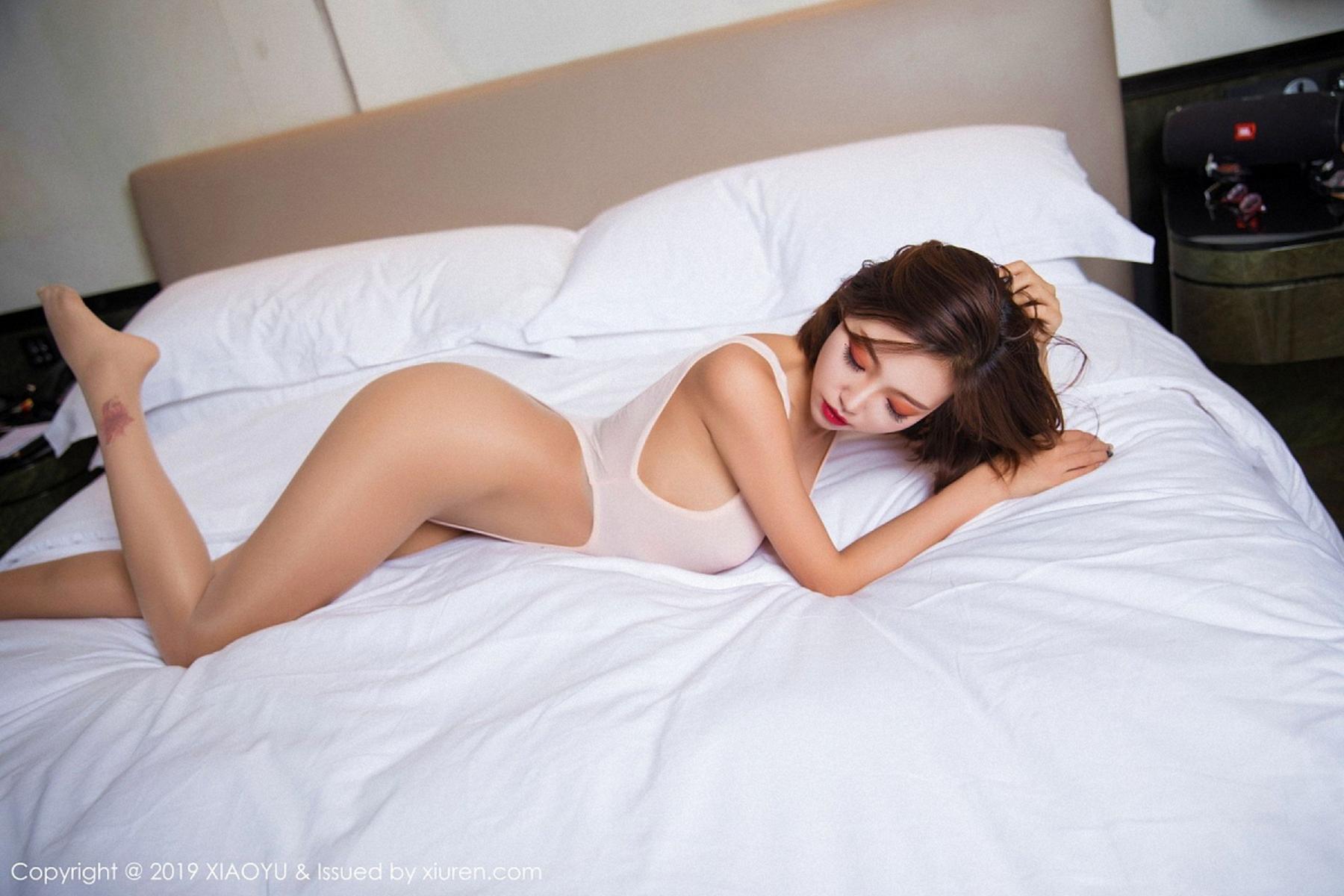 [XiaoYu] Vol.021 Feng Mu Mu 40P, Feng Mu Mu, Tall, XiaoYu
