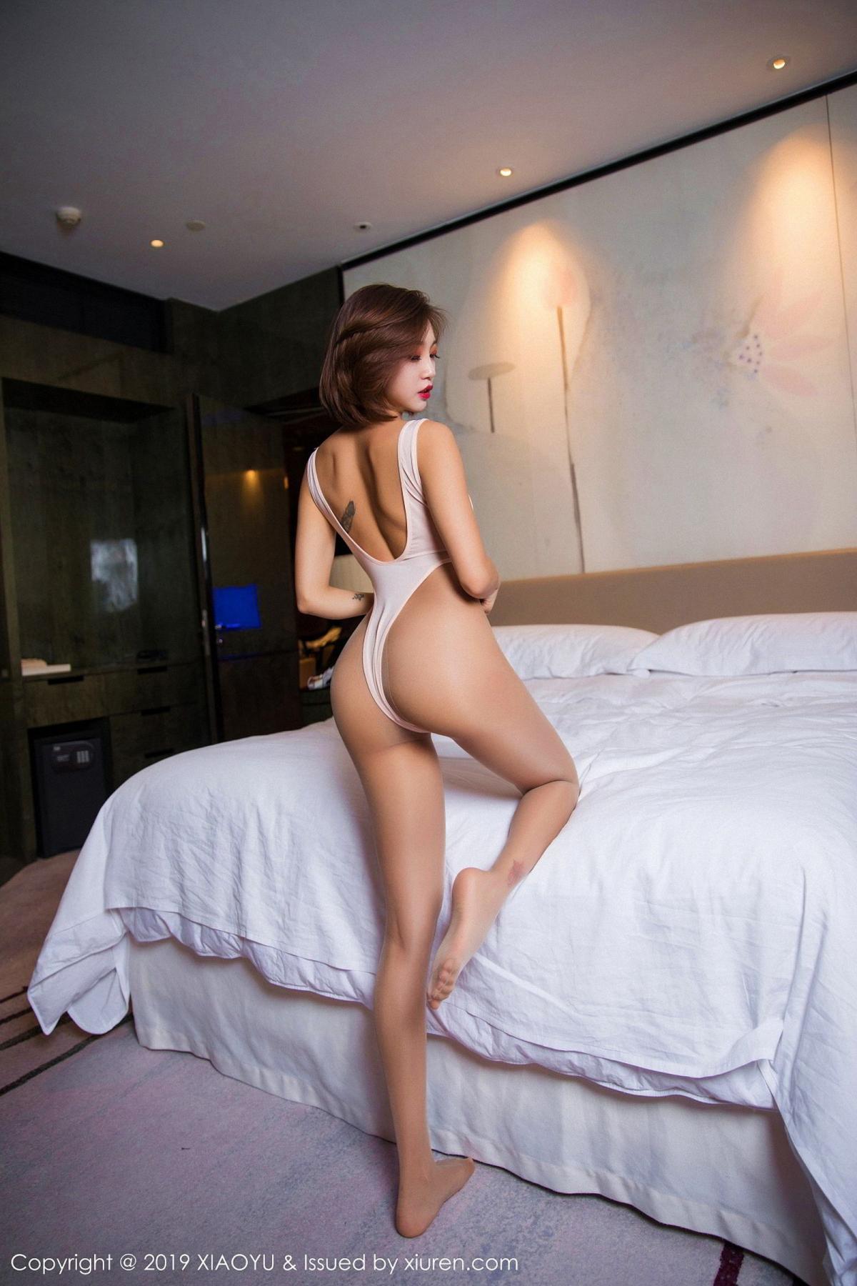 [XiaoYu] Vol.021 Feng Mu Mu 4P, Feng Mu Mu, Tall, XiaoYu