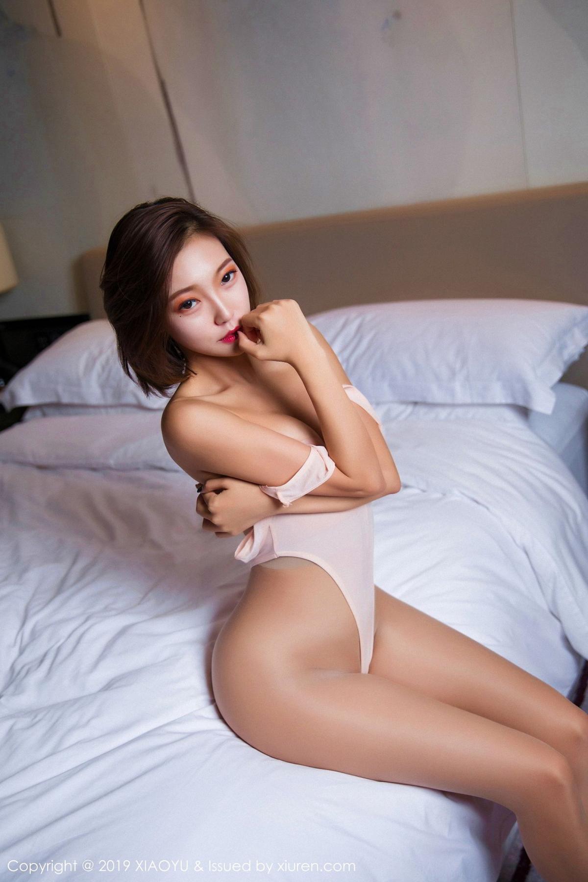 [XiaoYu] Vol.021 Feng Mu Mu 54P, Feng Mu Mu, Tall, XiaoYu