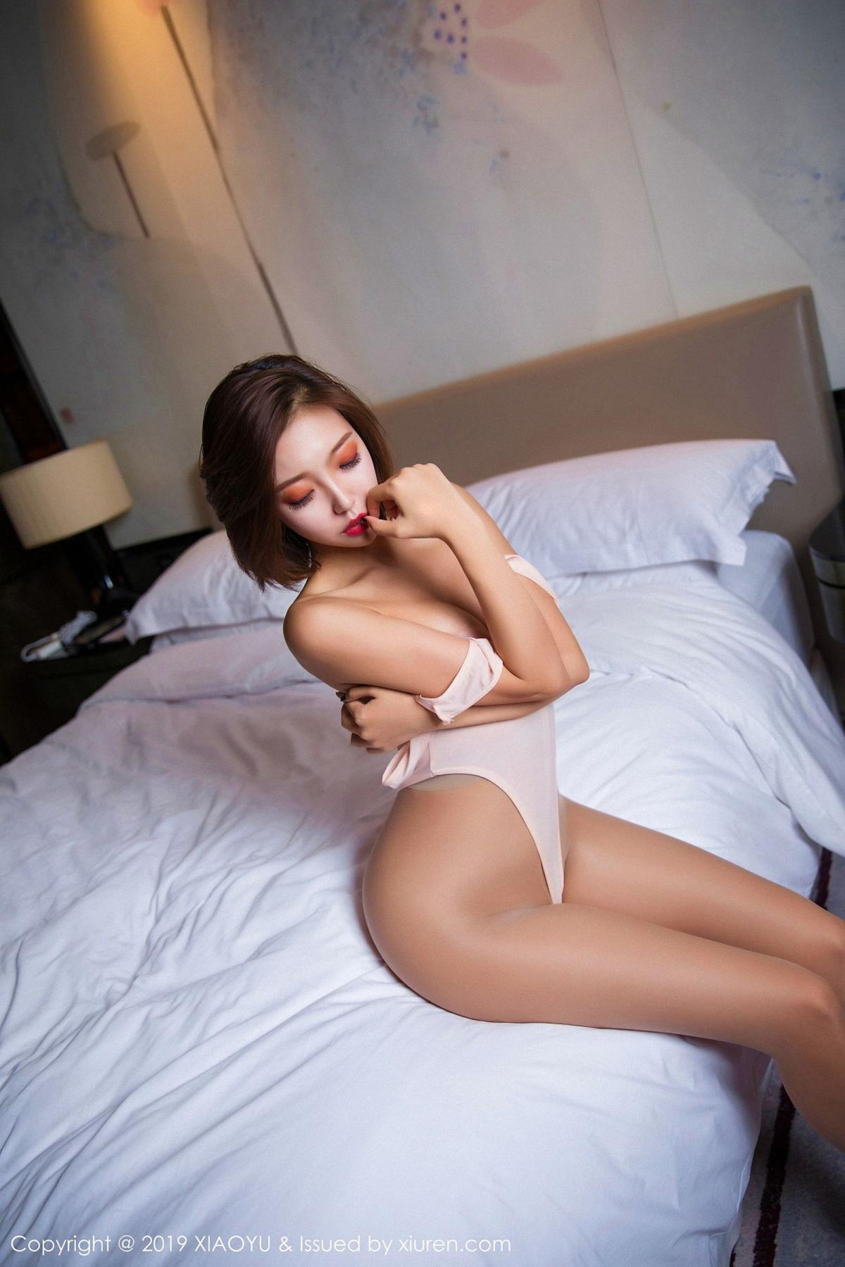 [XiaoYu] Vol.021 Feng Mu Mu 55P, Feng Mu Mu, Tall, XiaoYu
