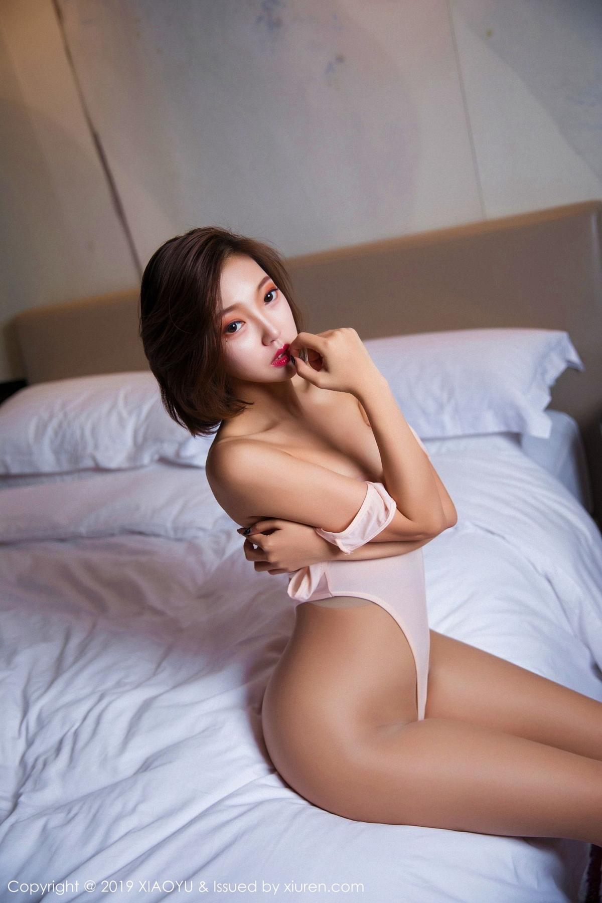 [XiaoYu] Vol.021 Feng Mu Mu 56P, Feng Mu Mu, Tall, XiaoYu