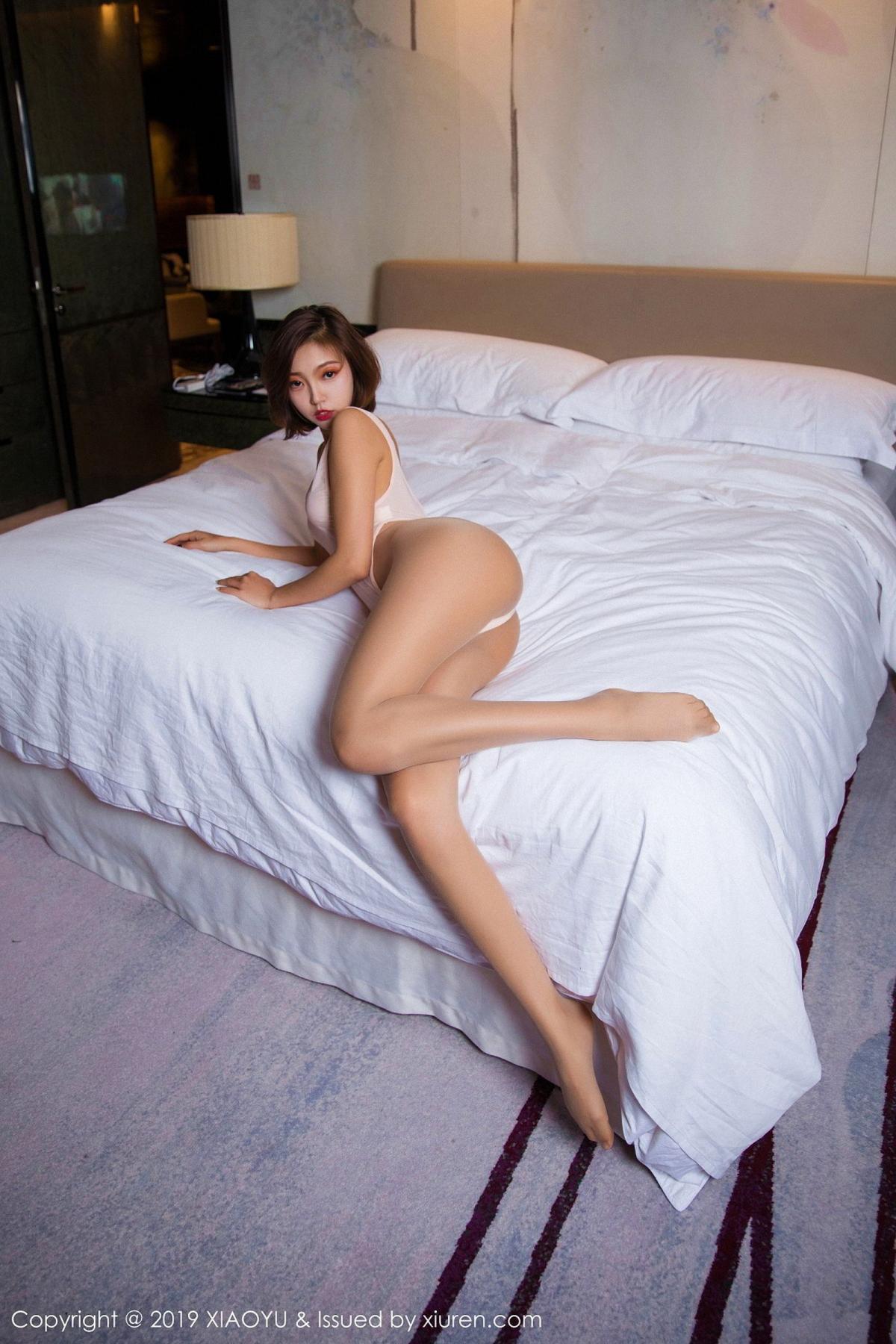 [XiaoYu] Vol.021 Feng Mu Mu 8P, Feng Mu Mu, Tall, XiaoYu