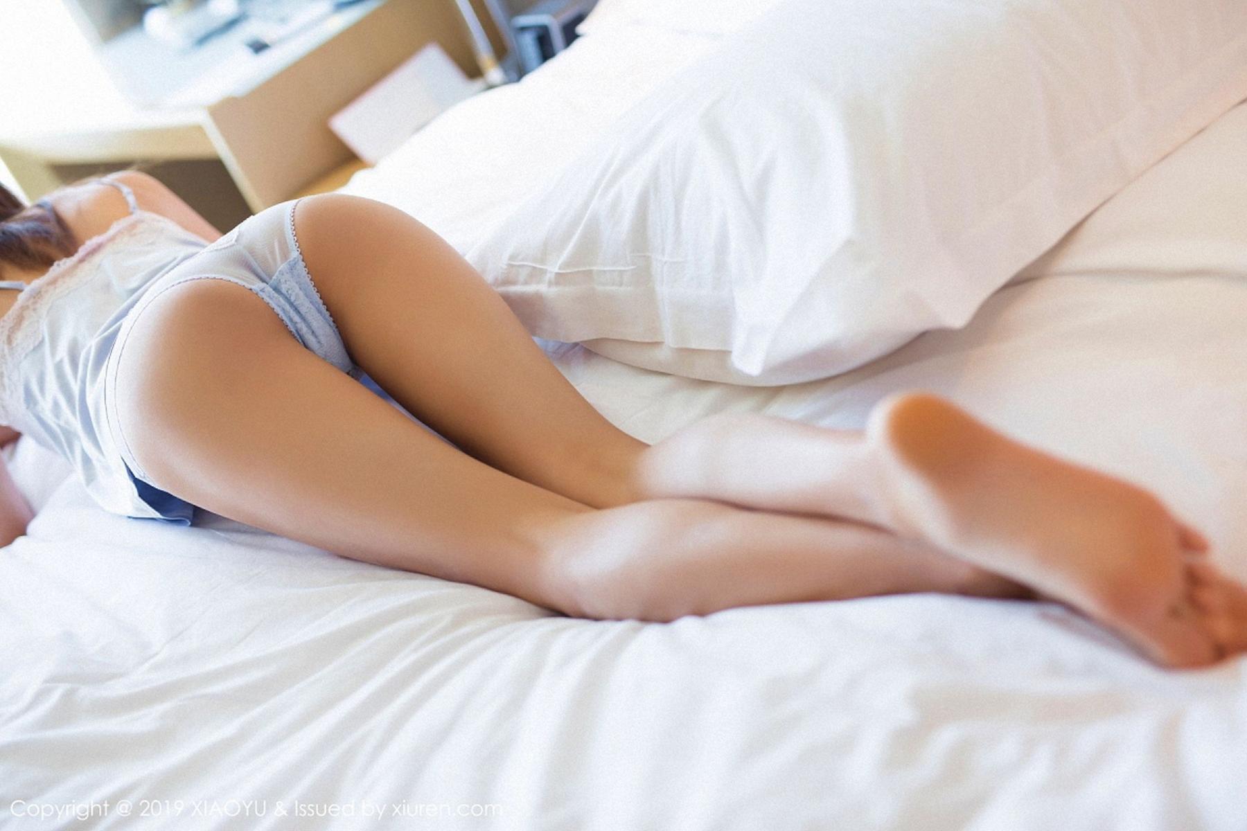 [XiaoYu] Vol.022 Miko Jiang 16P, Miko Jiang, Slim, Tall, Underwear, XiaoYu