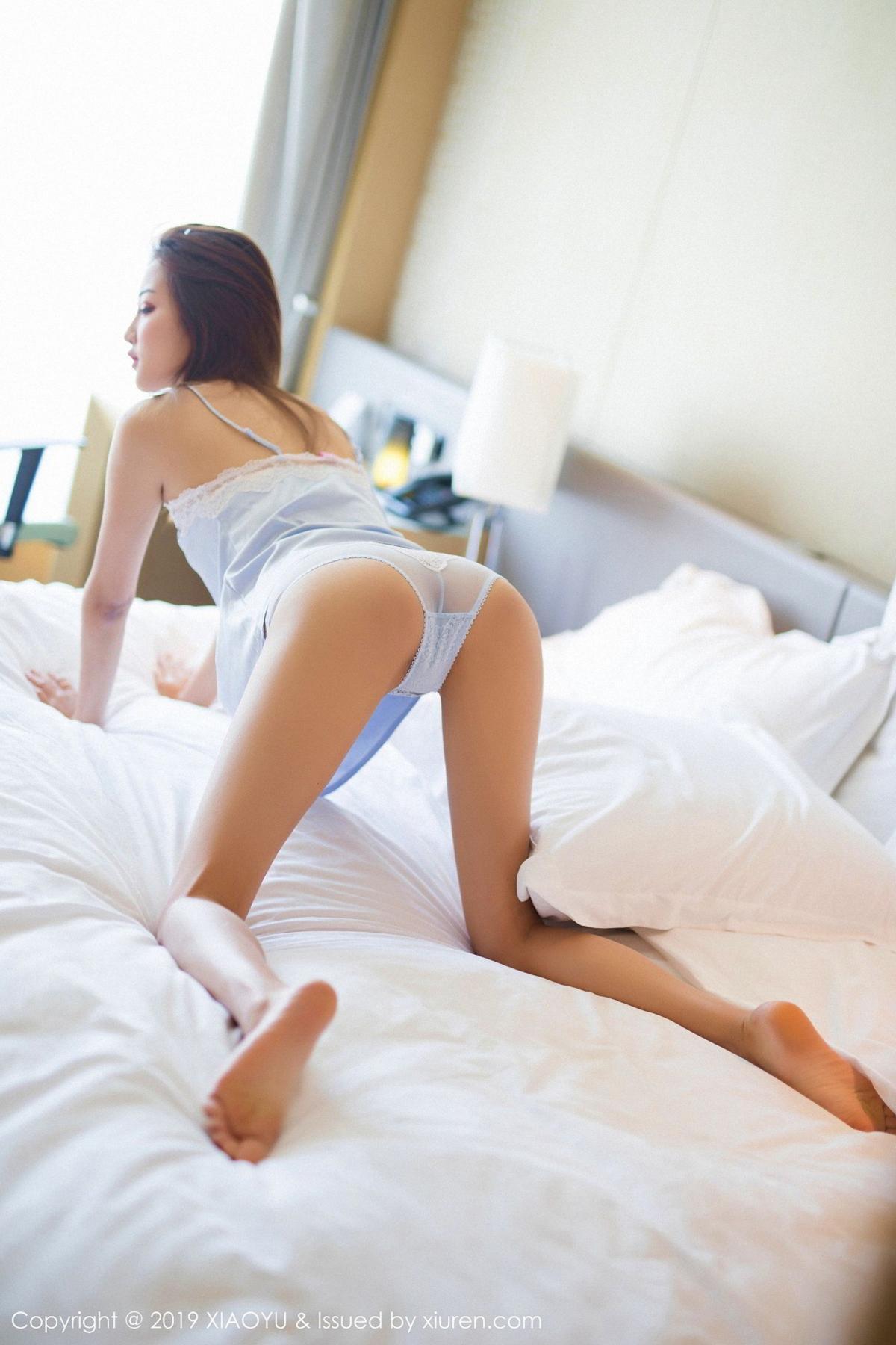 [XiaoYu] Vol.022 Miko Jiang 24P, Miko Jiang, Slim, Tall, Underwear, XiaoYu