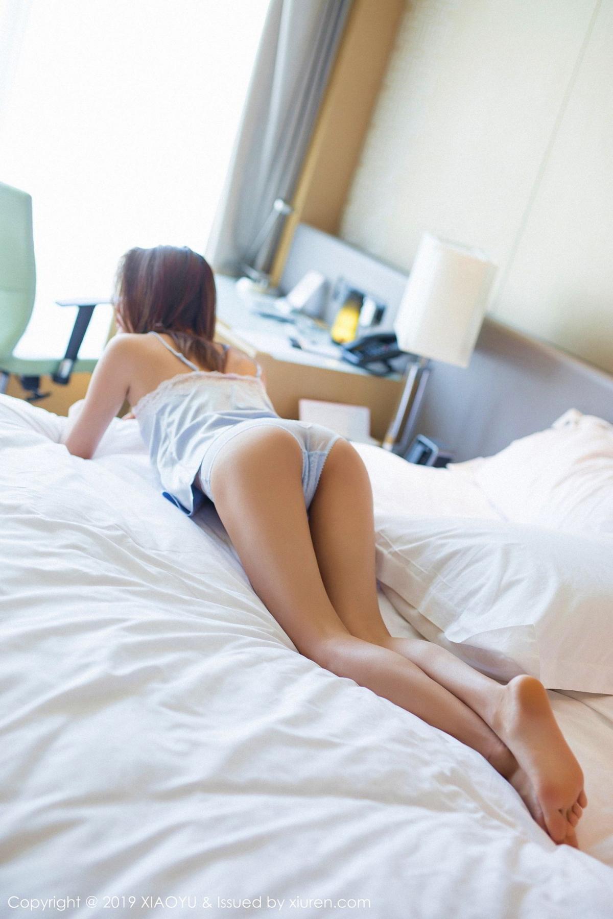 [XiaoYu] Vol.022 Miko Jiang 2P, Miko Jiang, Slim, Tall, Underwear, XiaoYu