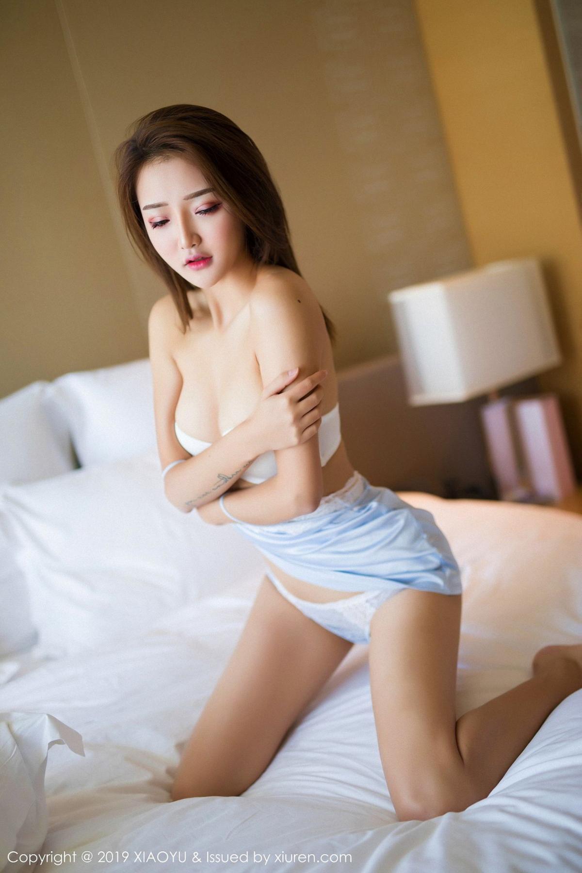 [XiaoYu] Vol.022 Miko Jiang 38P, Miko Jiang, Slim, Tall, Underwear, XiaoYu