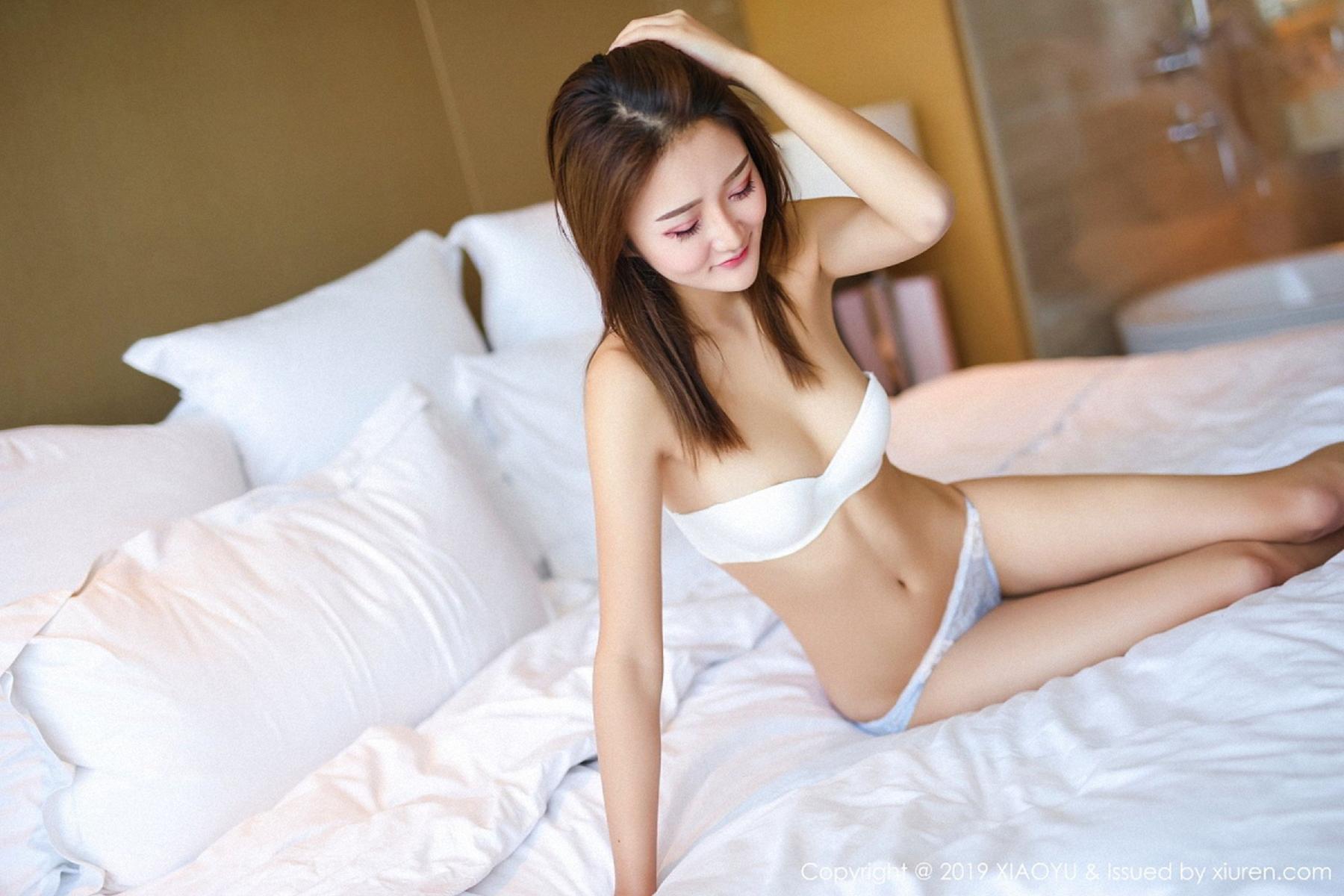 [XiaoYu] Vol.022 Miko Jiang 57P, Miko Jiang, Slim, Tall, Underwear, XiaoYu