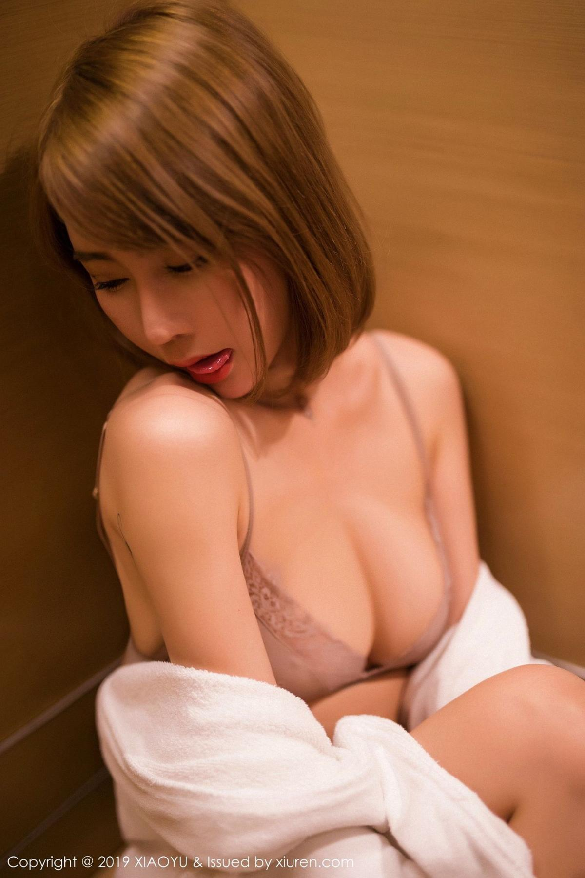 [XiaoYu] Vol.023 Chu Tian 24P, Chu Tian, Sexy, Underwear, XiaoYu