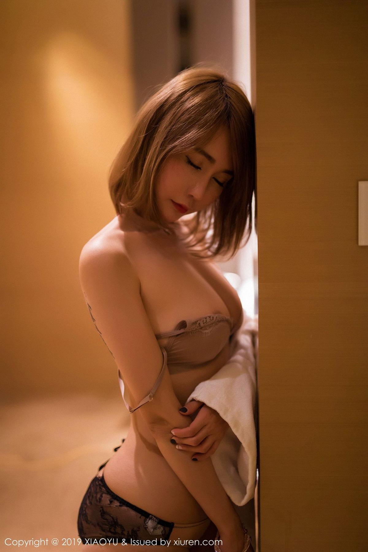 [XiaoYu] Vol.023 Chu Tian 32P, Chu Tian, Sexy, Underwear, XiaoYu