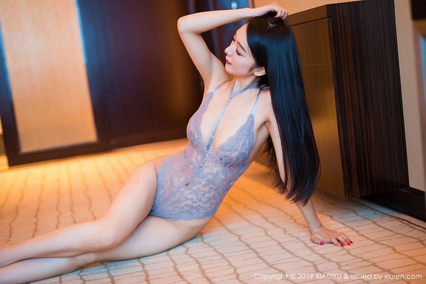 [XiaoYu] Vol.025 Di Yi 10P, Cheongsam, Di Yi, Underwear, XiaoYu