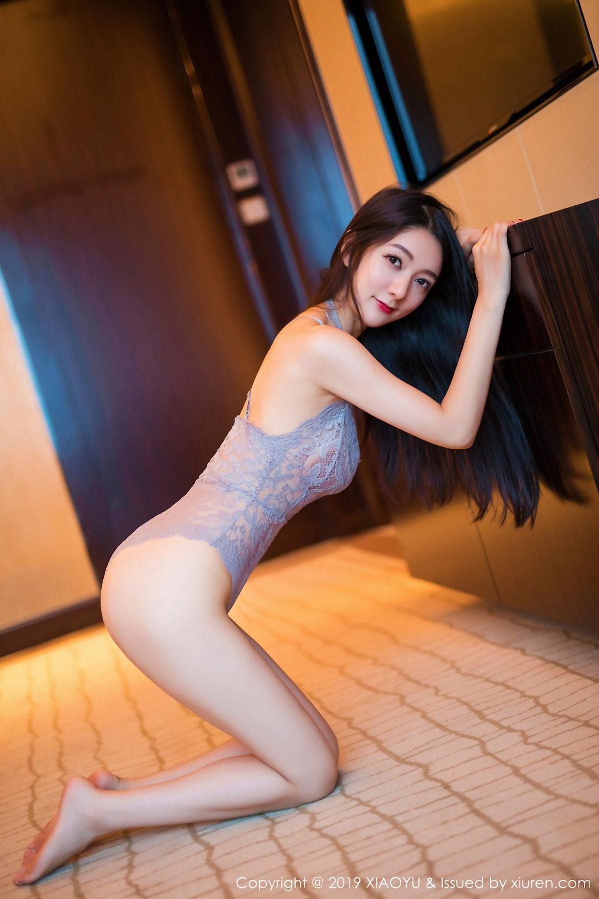 [XiaoYu] Vol.025 Di Yi 11P, Cheongsam, Di Yi, Underwear, XiaoYu