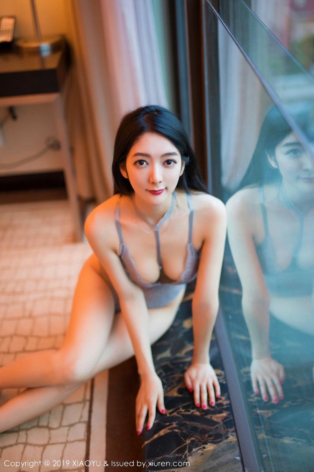 [XiaoYu] Vol.025 Di Yi 20P, Cheongsam, Di Yi, Underwear, XiaoYu