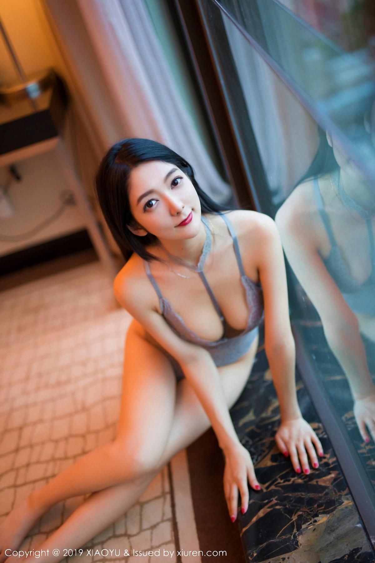 [XiaoYu] Vol.025 Di Yi 21P, Cheongsam, Di Yi, Underwear, XiaoYu