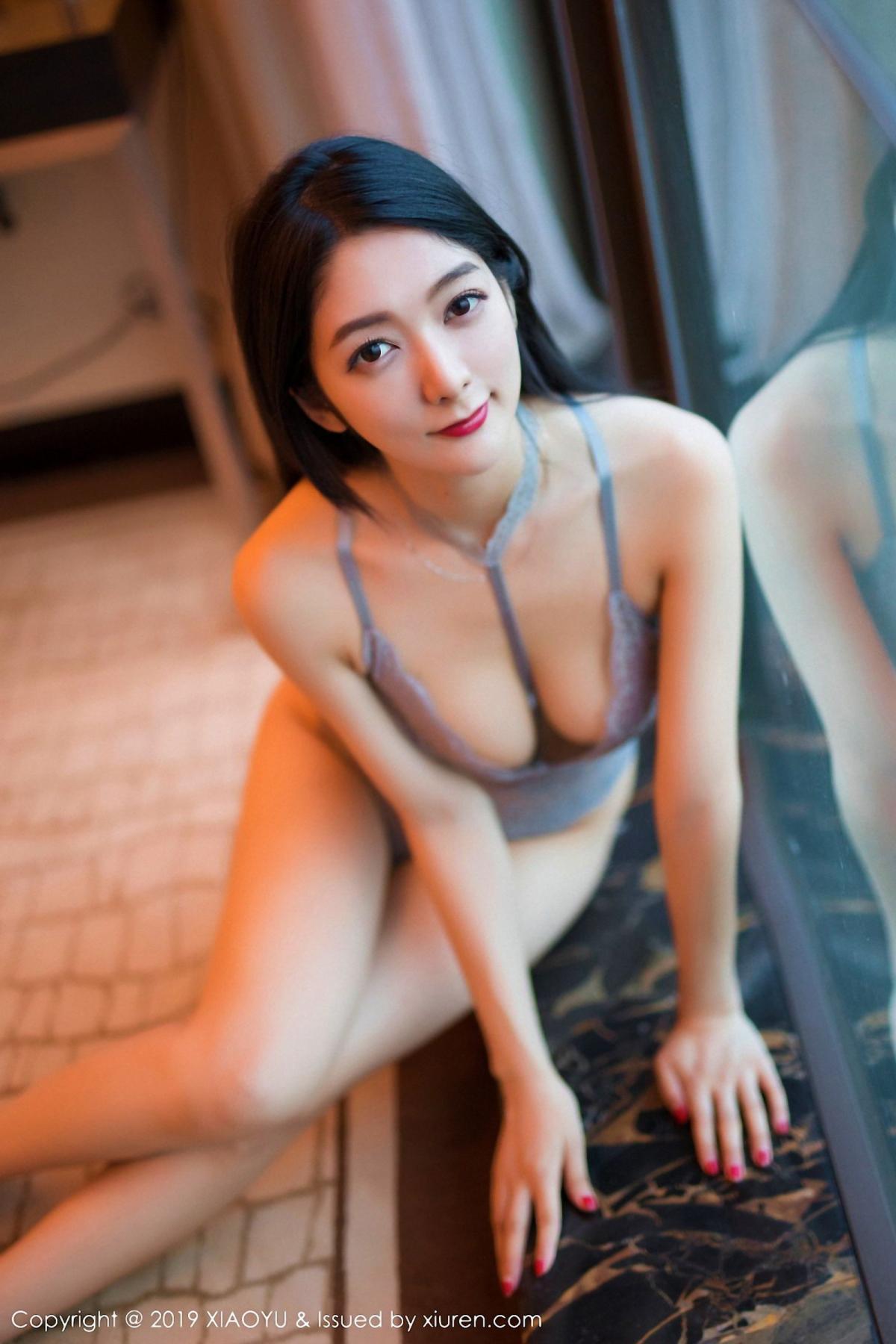 [XiaoYu] Vol.025 Di Yi 22P, Cheongsam, Di Yi, Underwear, XiaoYu