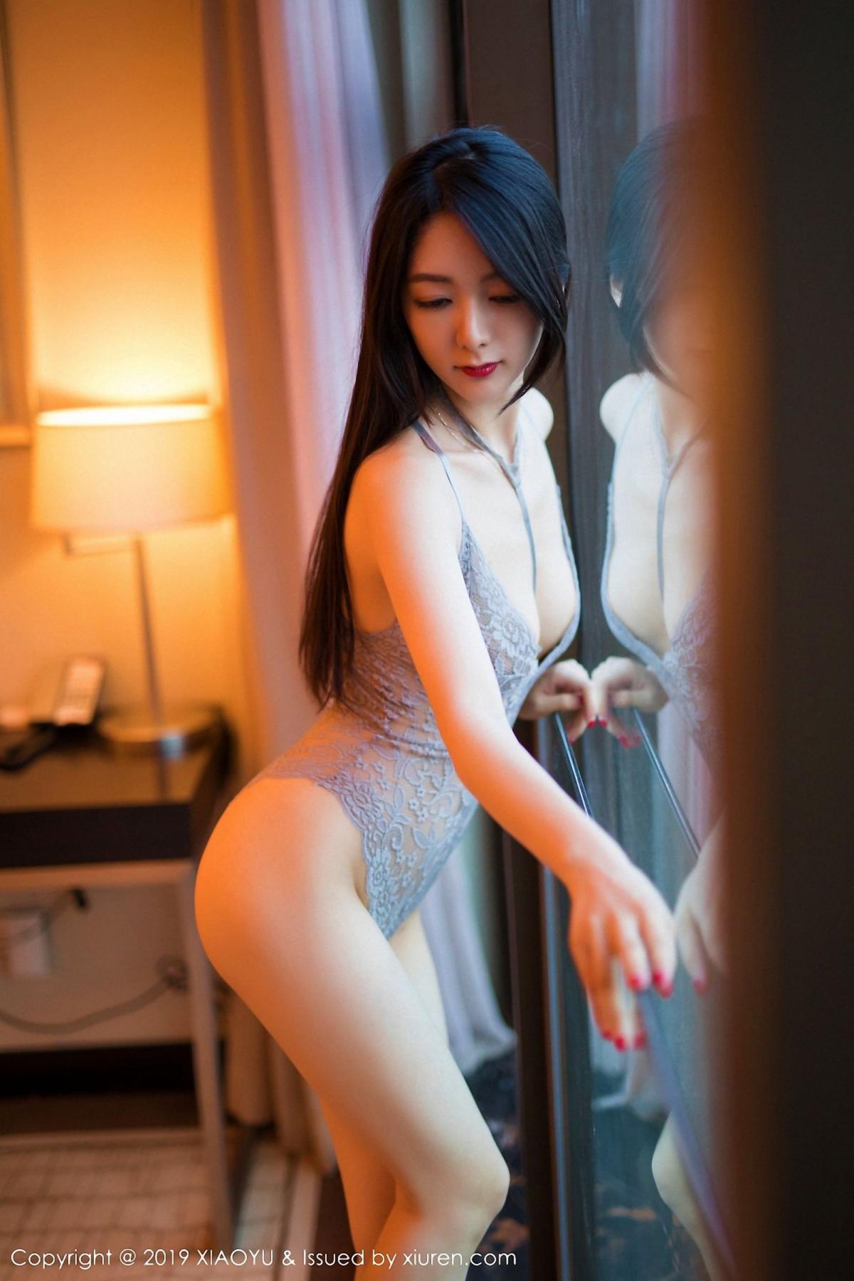 [XiaoYu] Vol.025 Di Yi 23P, Cheongsam, Di Yi, Underwear, XiaoYu