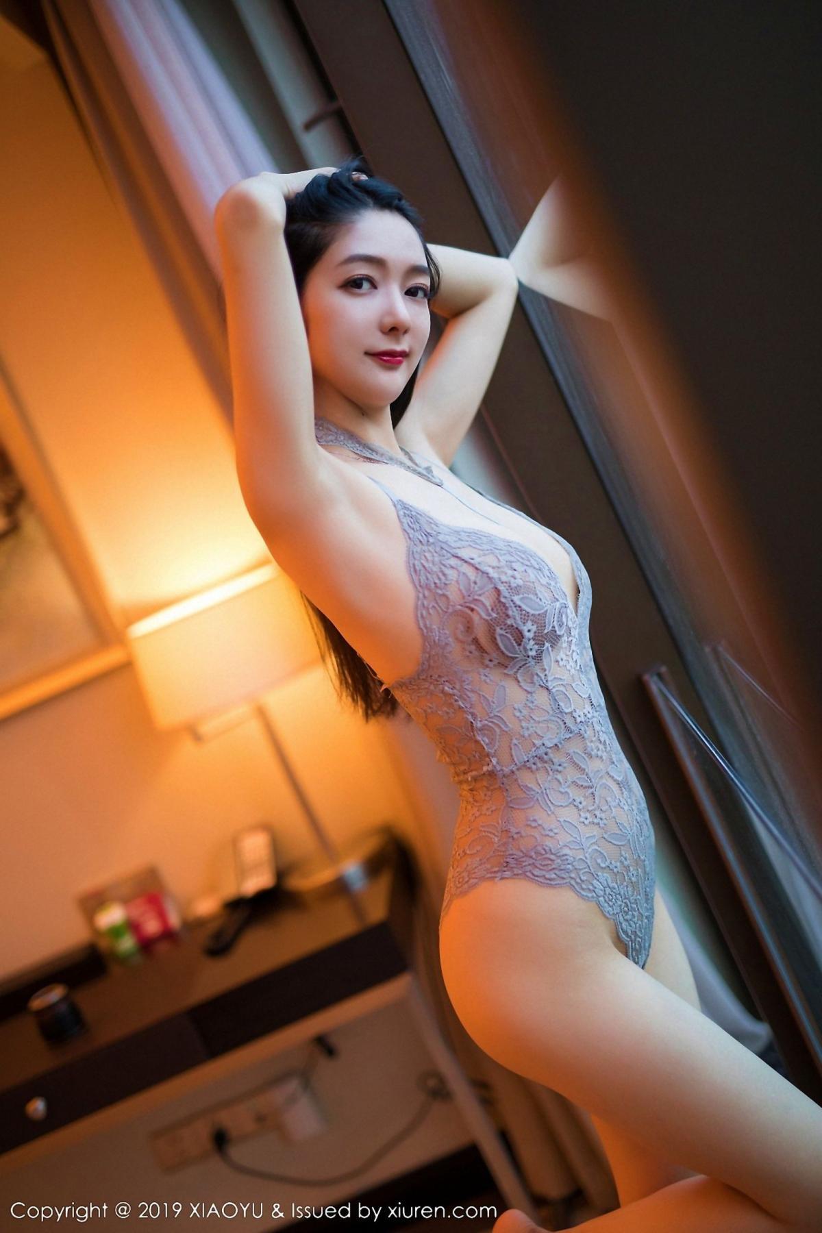 [XiaoYu] Vol.025 Di Yi 24P, Cheongsam, Di Yi, Underwear, XiaoYu
