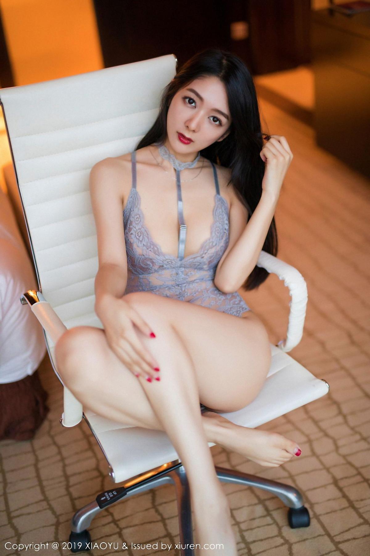 [XiaoYu] Vol.025 Di Yi 25P, Cheongsam, Di Yi, Underwear, XiaoYu