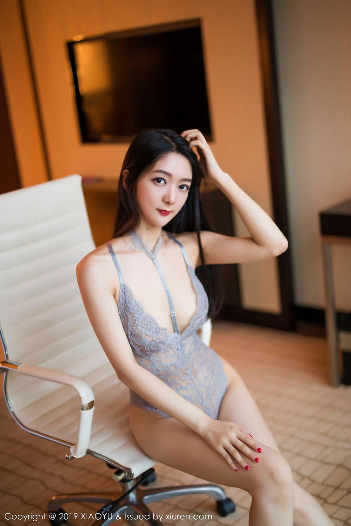 [XiaoYu] Vol.025 Di Yi 26P, Cheongsam, Di Yi, Underwear, XiaoYu