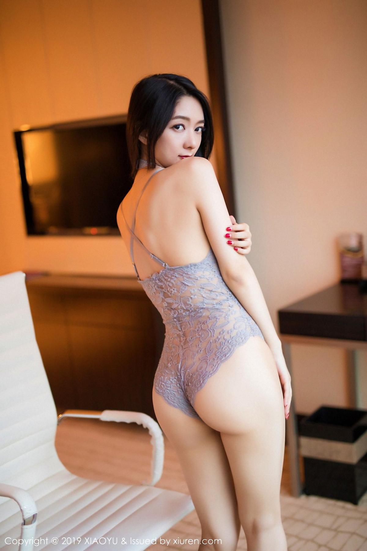 [XiaoYu] Vol.025 Di Yi 27P, Cheongsam, Di Yi, Underwear, XiaoYu