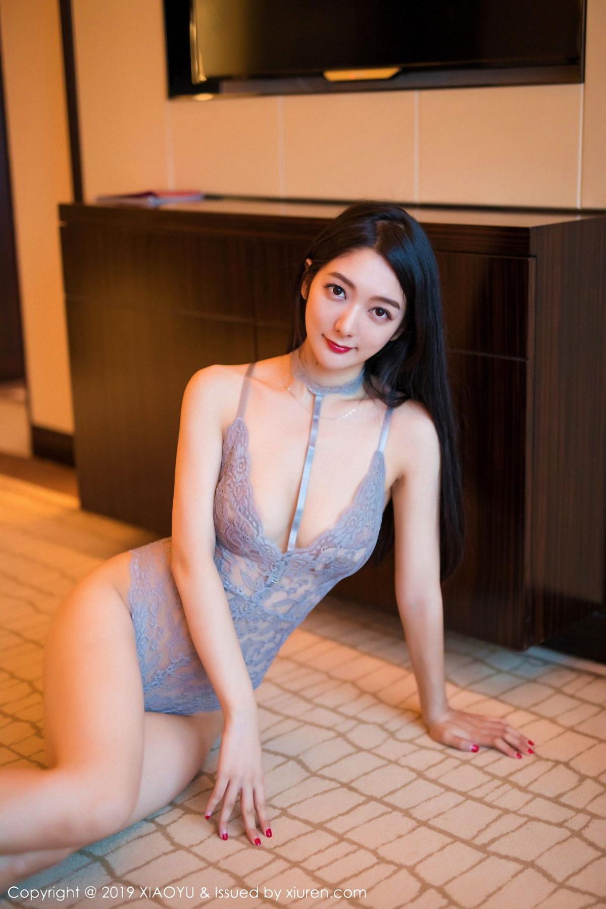 [XiaoYu] Vol.025 Di Yi 2P, Cheongsam, Di Yi, Underwear, XiaoYu