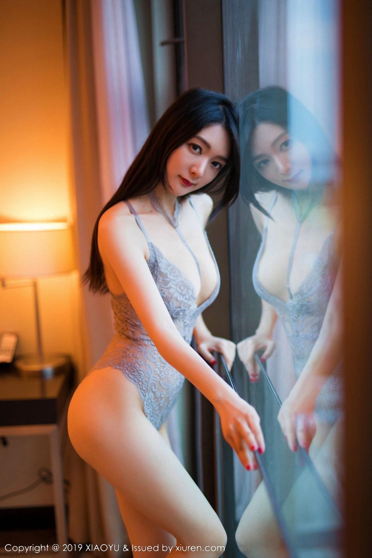 [XiaoYu] Vol.025 Di Yi 6P, Cheongsam, Di Yi, Underwear, XiaoYu