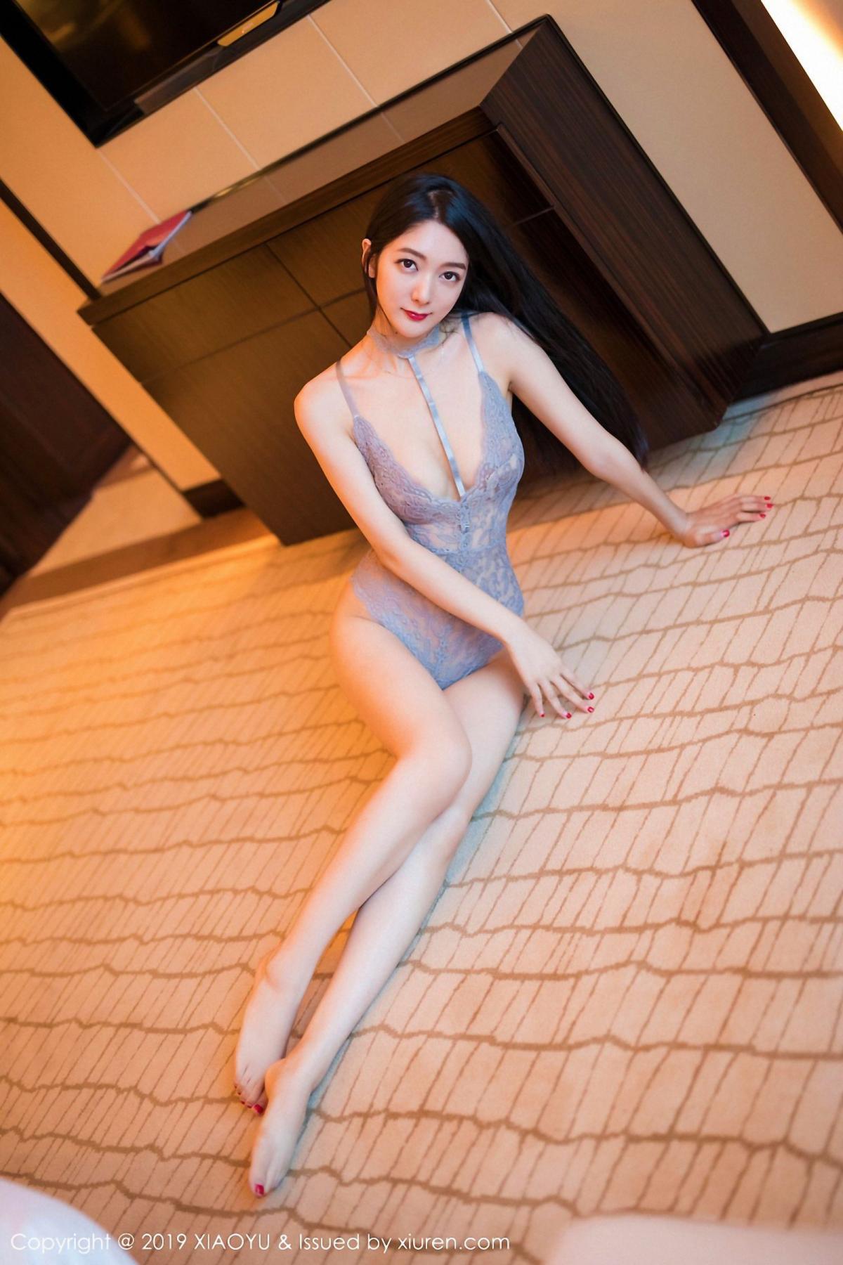 [XiaoYu] Vol.025 Di Yi 7P, Cheongsam, Di Yi, Underwear, XiaoYu