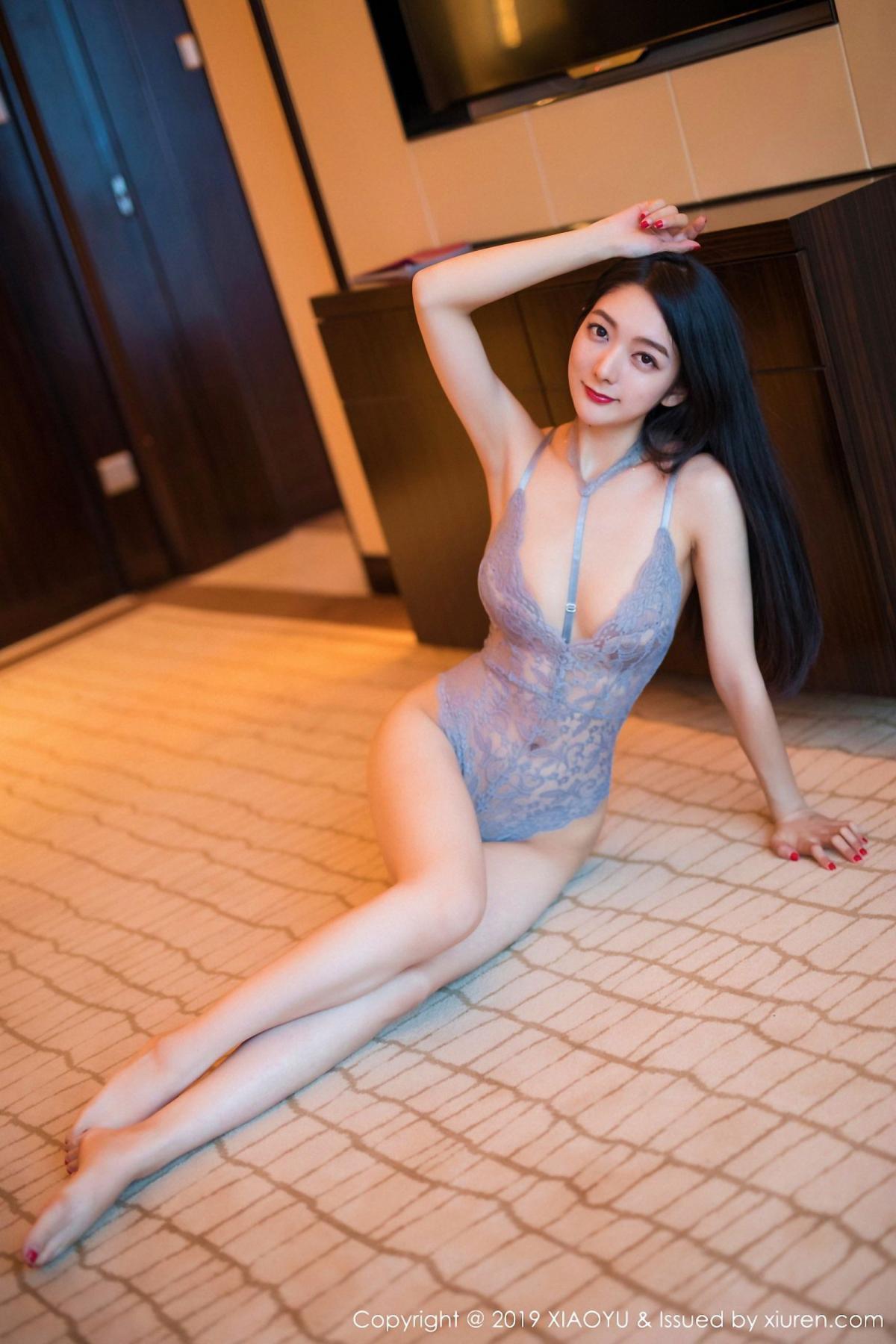 [XiaoYu] Vol.025 Di Yi 8P, Cheongsam, Di Yi, Underwear, XiaoYu